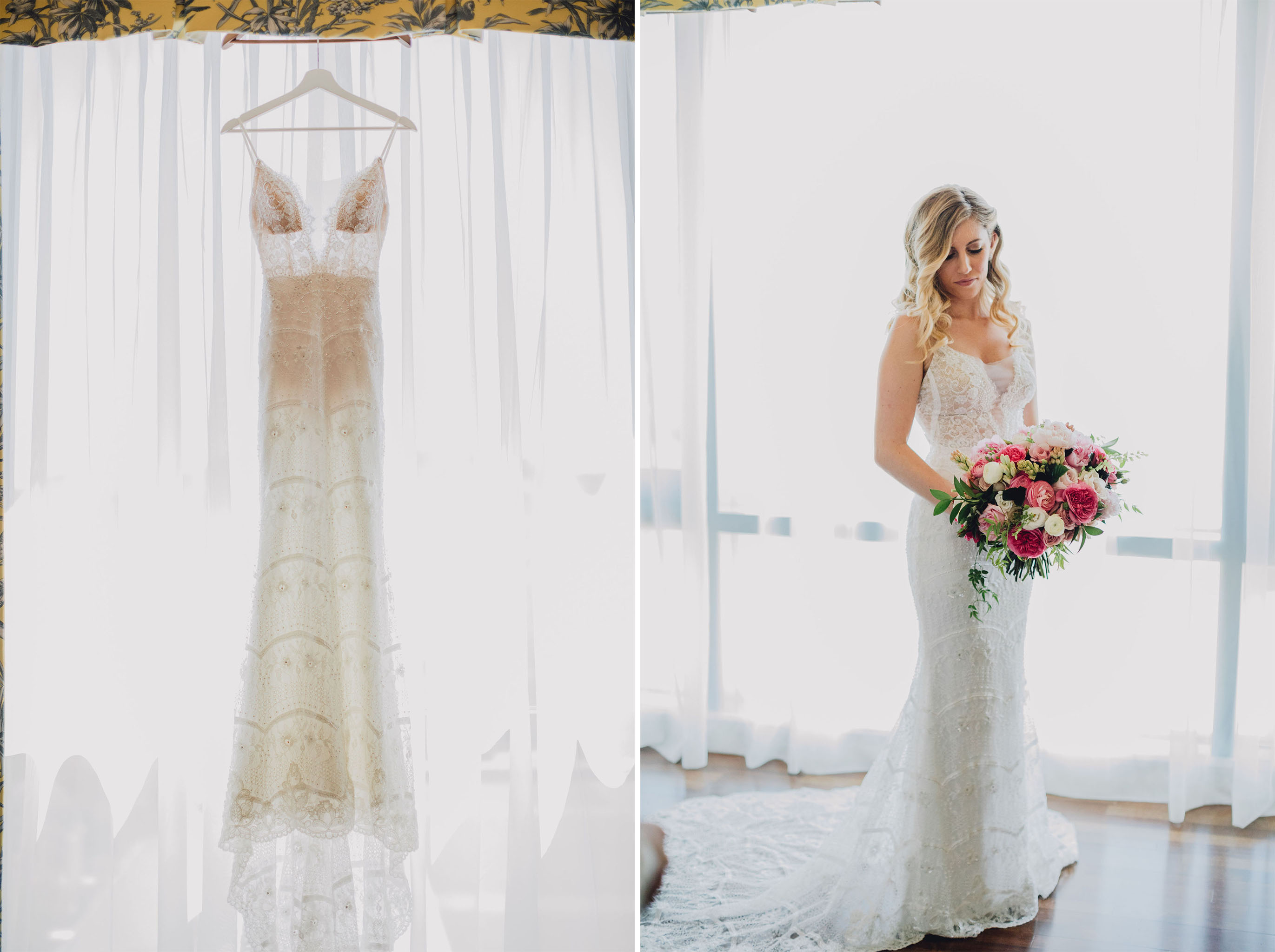 Wedding Dress | Triunfo Creek Vineyards
