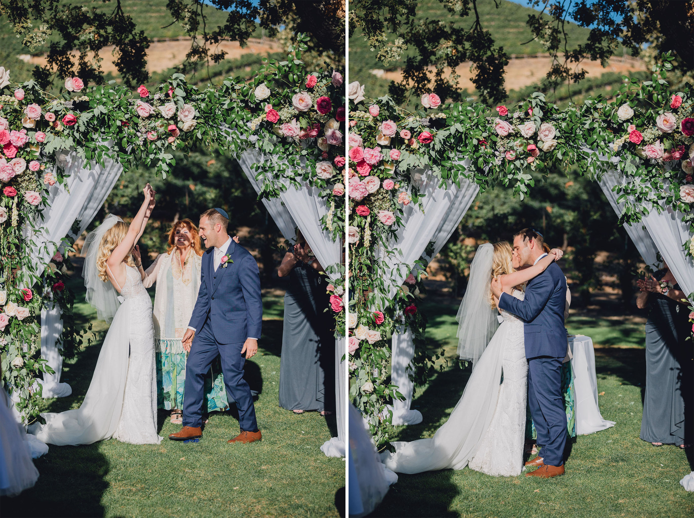 Wedding Ceremony | Triunfo Creek Vineyards