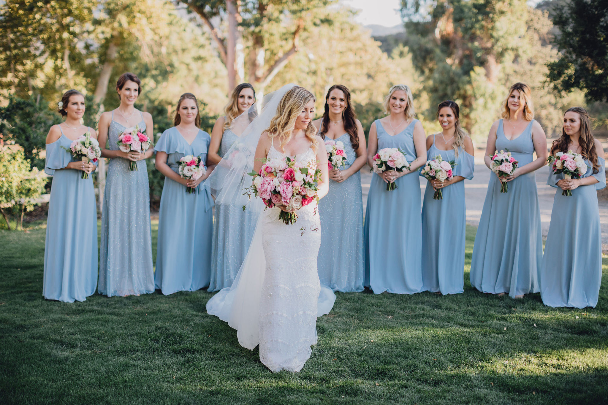 Bridesmaids | Triunfo Creek Vineyards