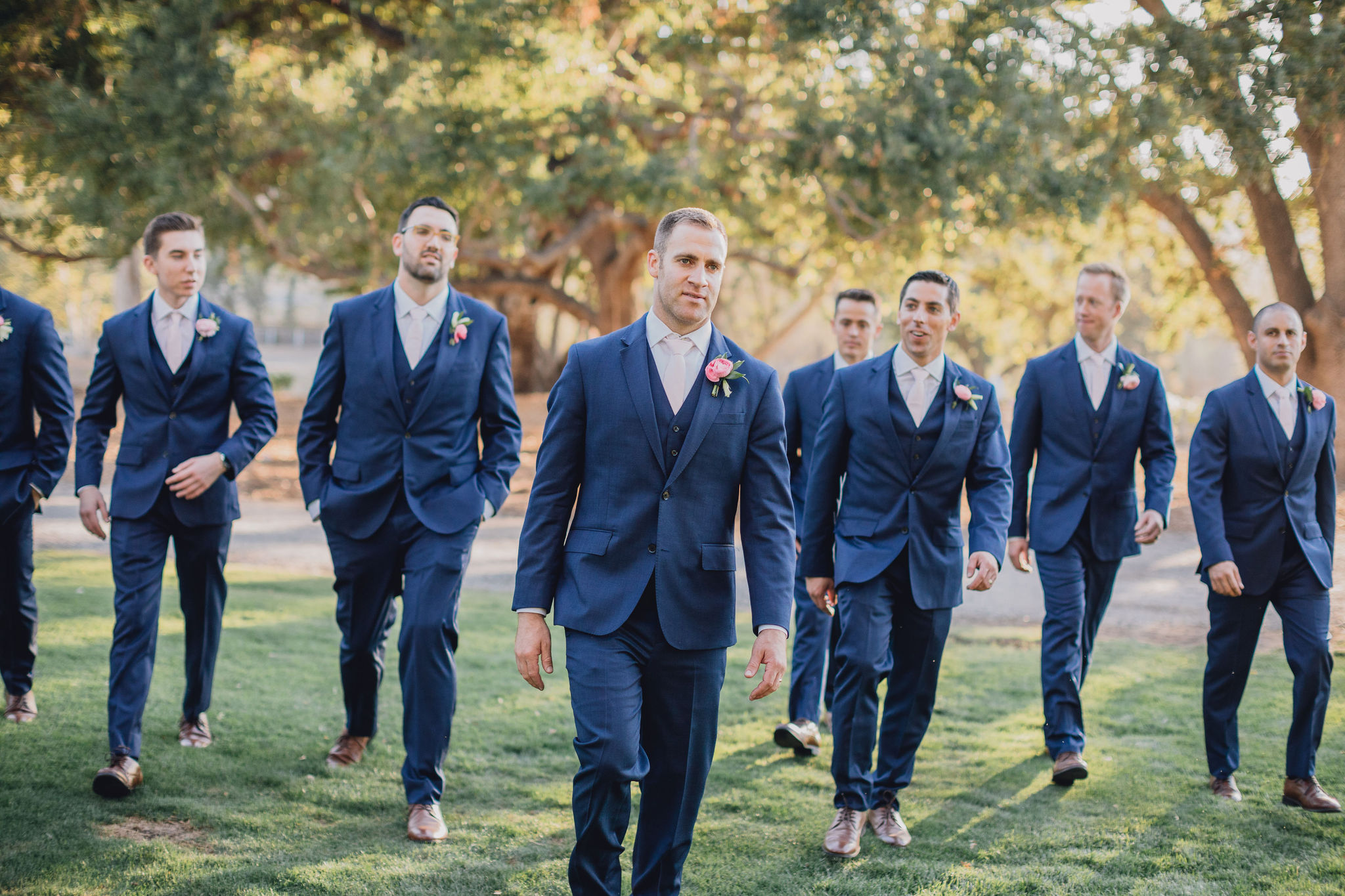 Groomsmen | Triunfo Creek Vineyards