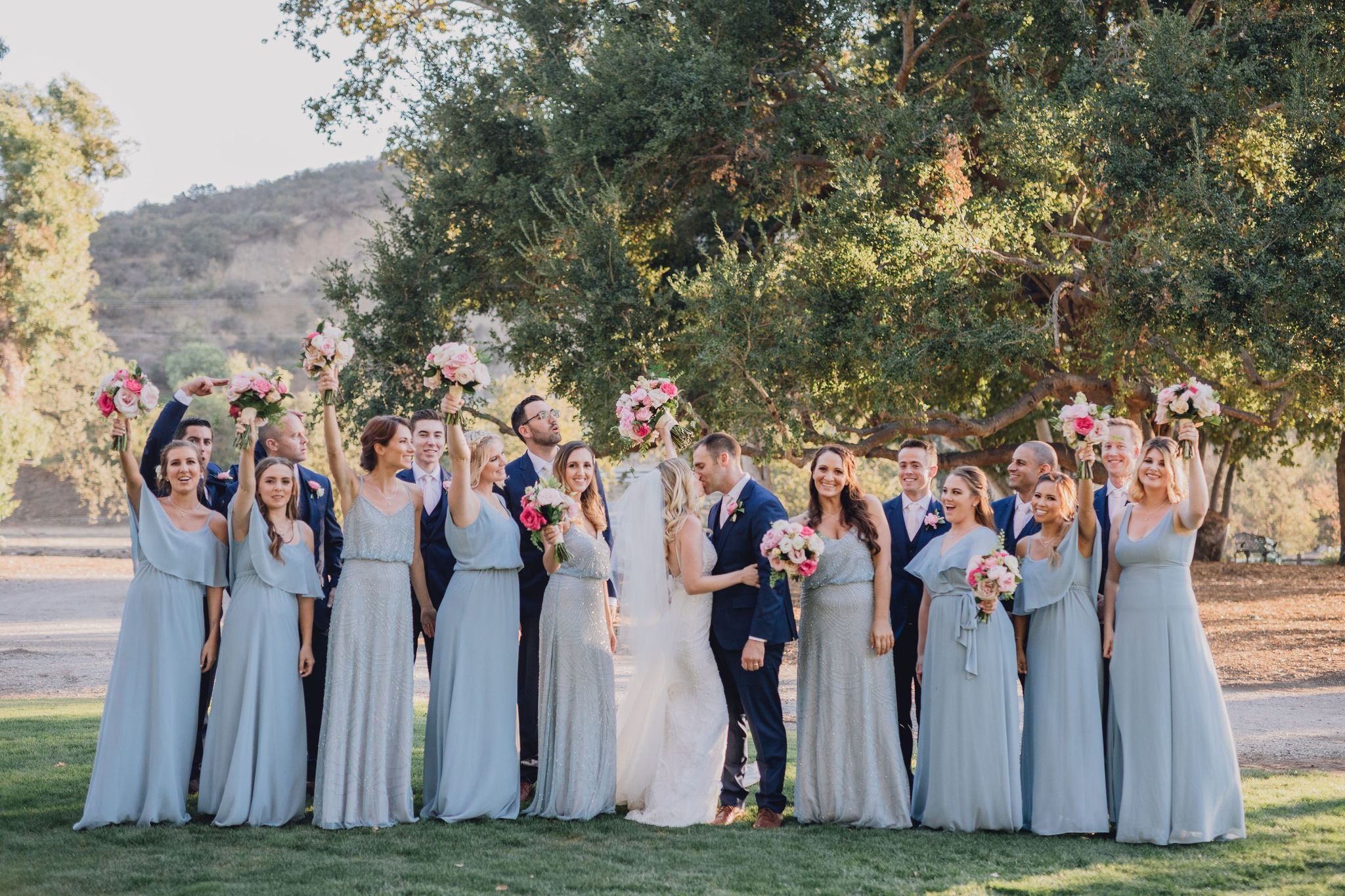 Bridal Party | Triunfo Creek Vineyards