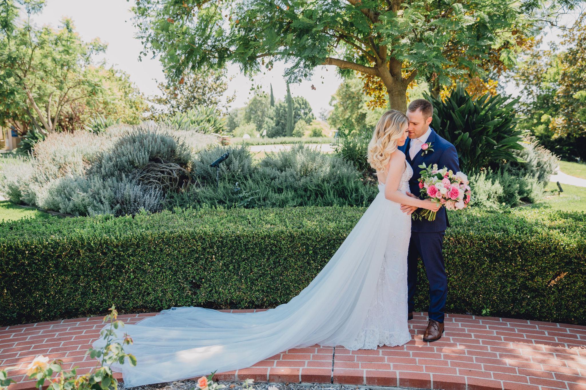 Bride and Groom Love | Triunfo Creek Vineyards