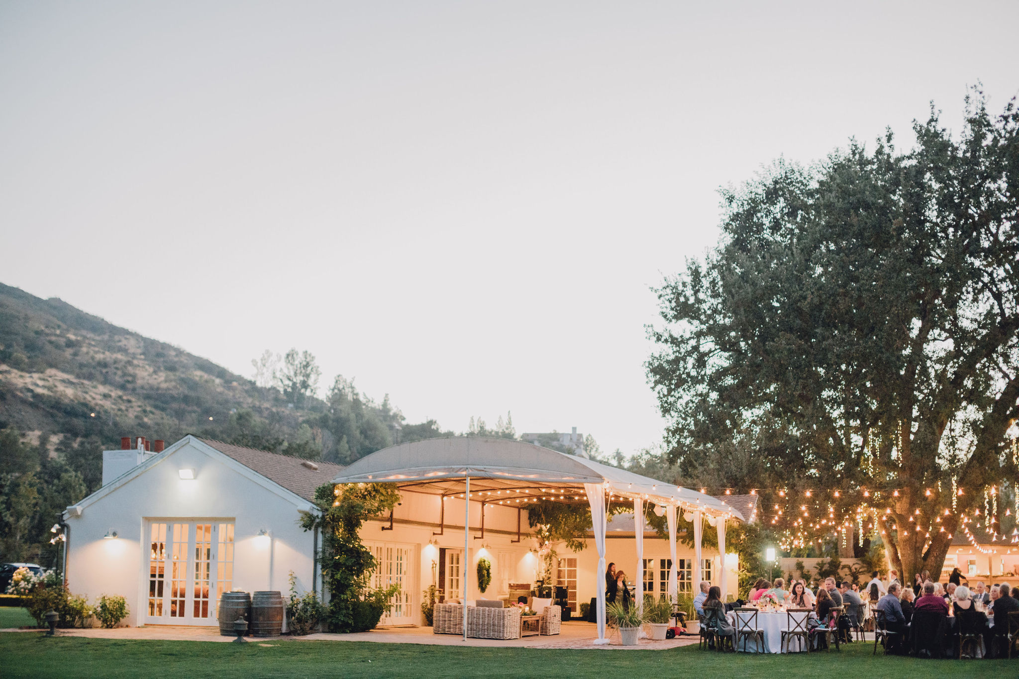 Outdoor Wedding Venue | Triunfo Creek Vineyards