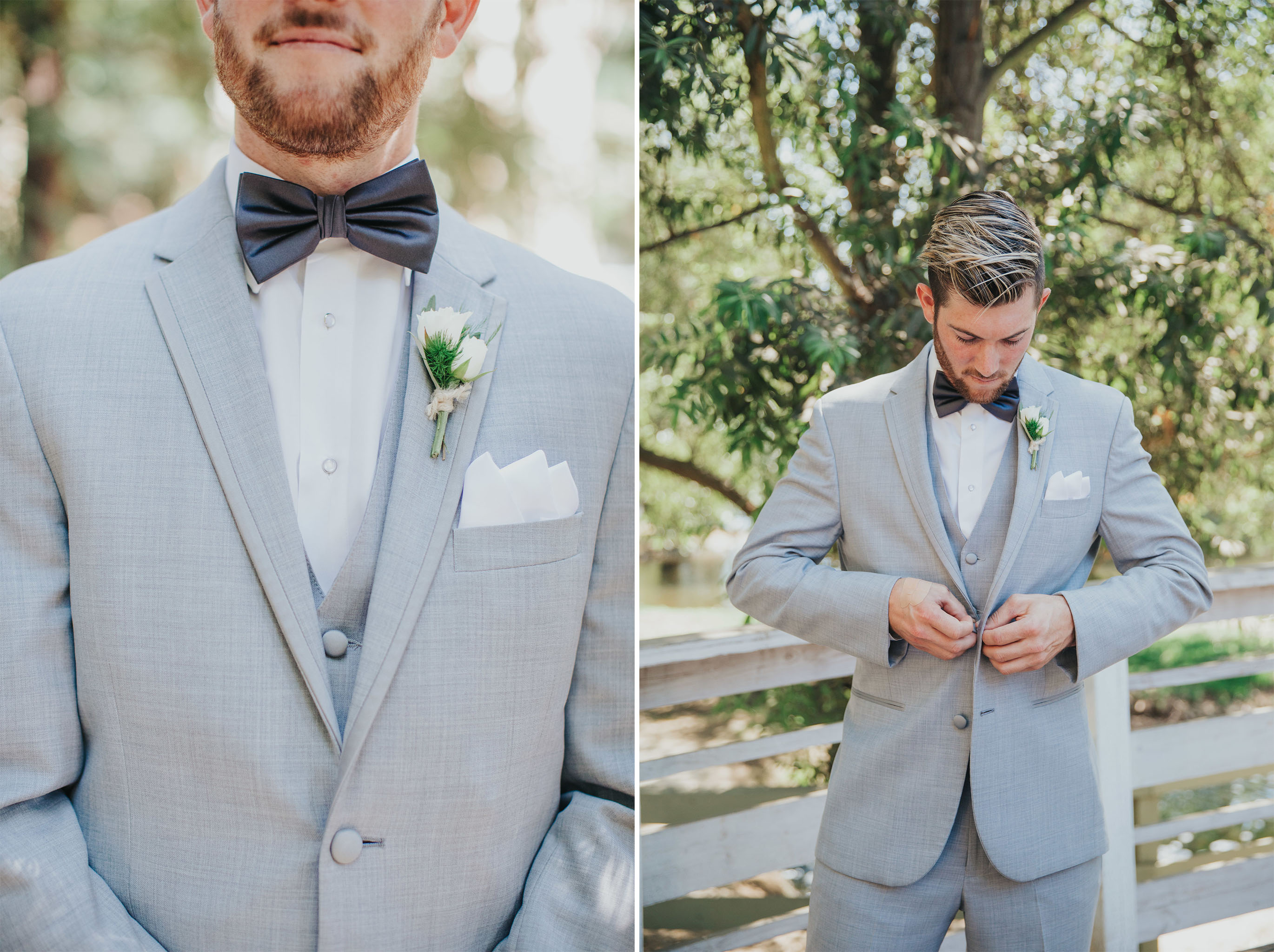 Groom | Calamigos Ranch Wedding