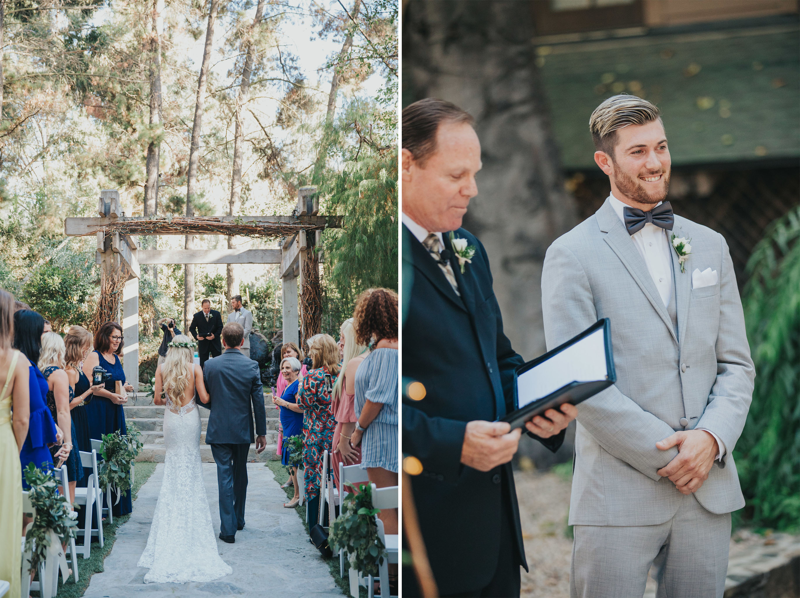 Ceremony | Calamigos Ranch