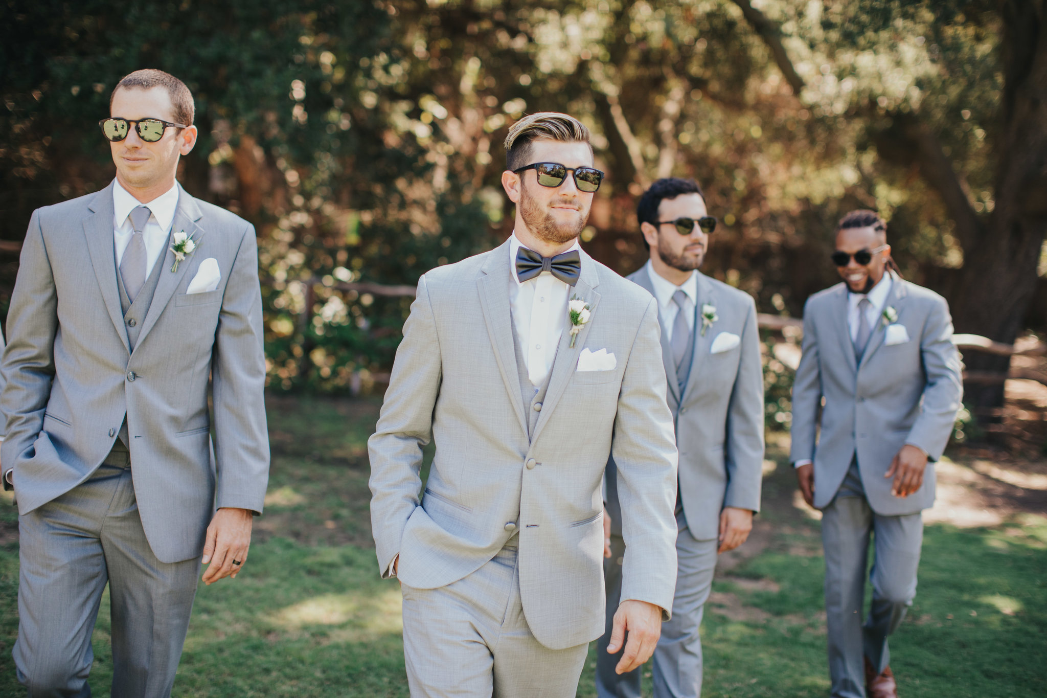 Groomsmen | Calamigos Ranch