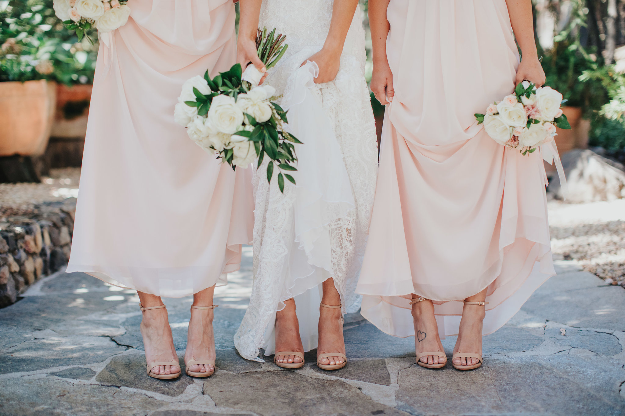 Wedding Shoes | Calamigos Ranch