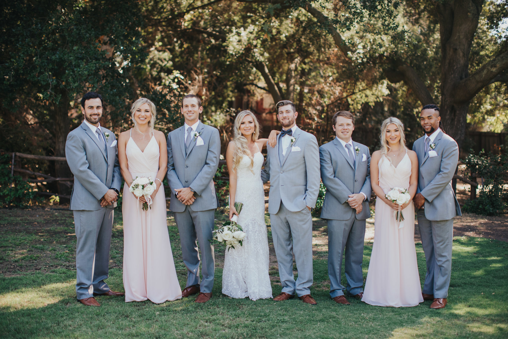 Wedding Party | Calamigos Ranch