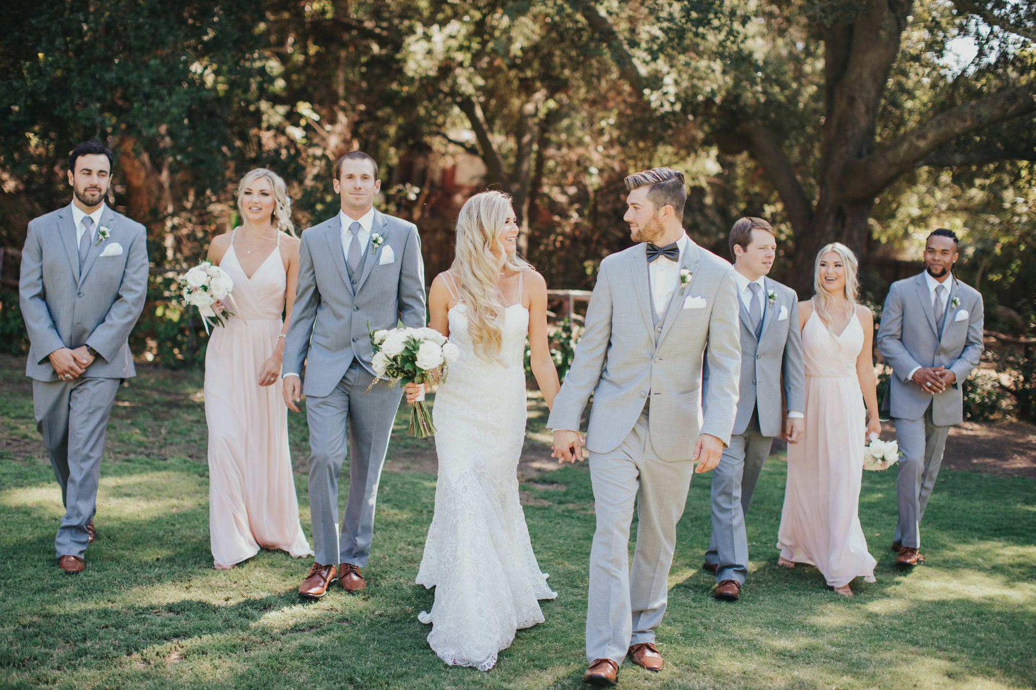 Bridal Party | Calamigos Ranch