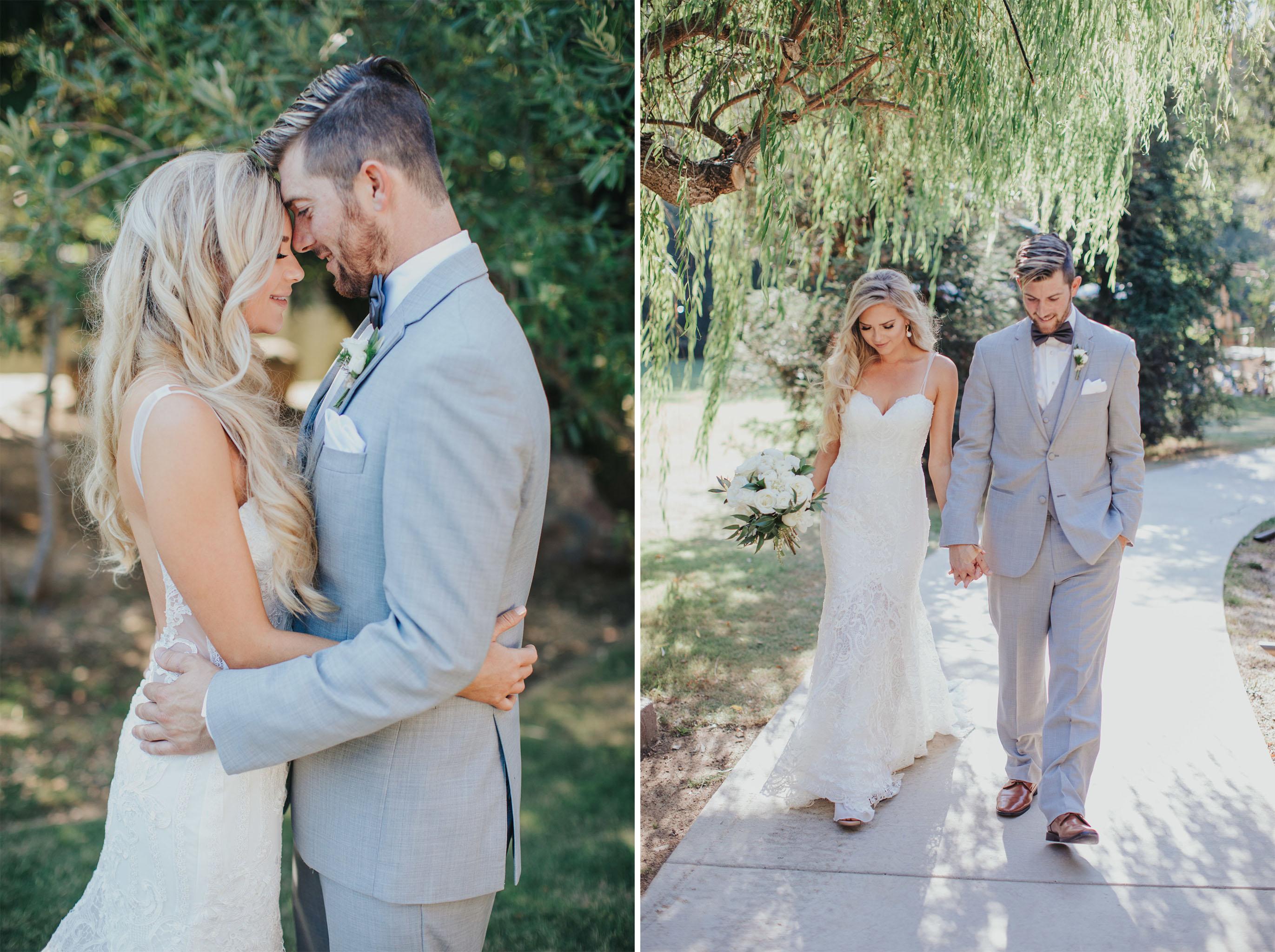 Wedding Stroll | Calamigos Wedding