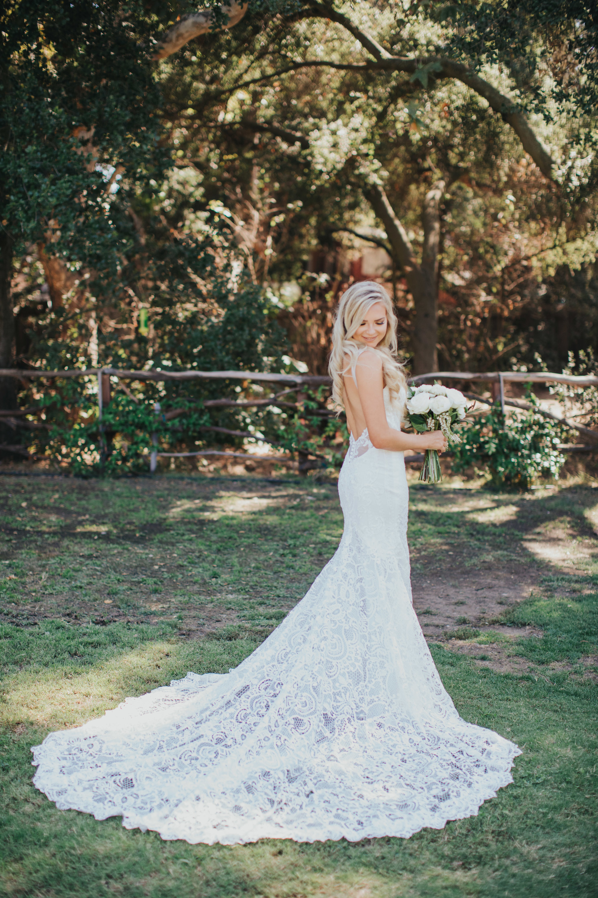 Wedding Dress | Calamigos Ranch