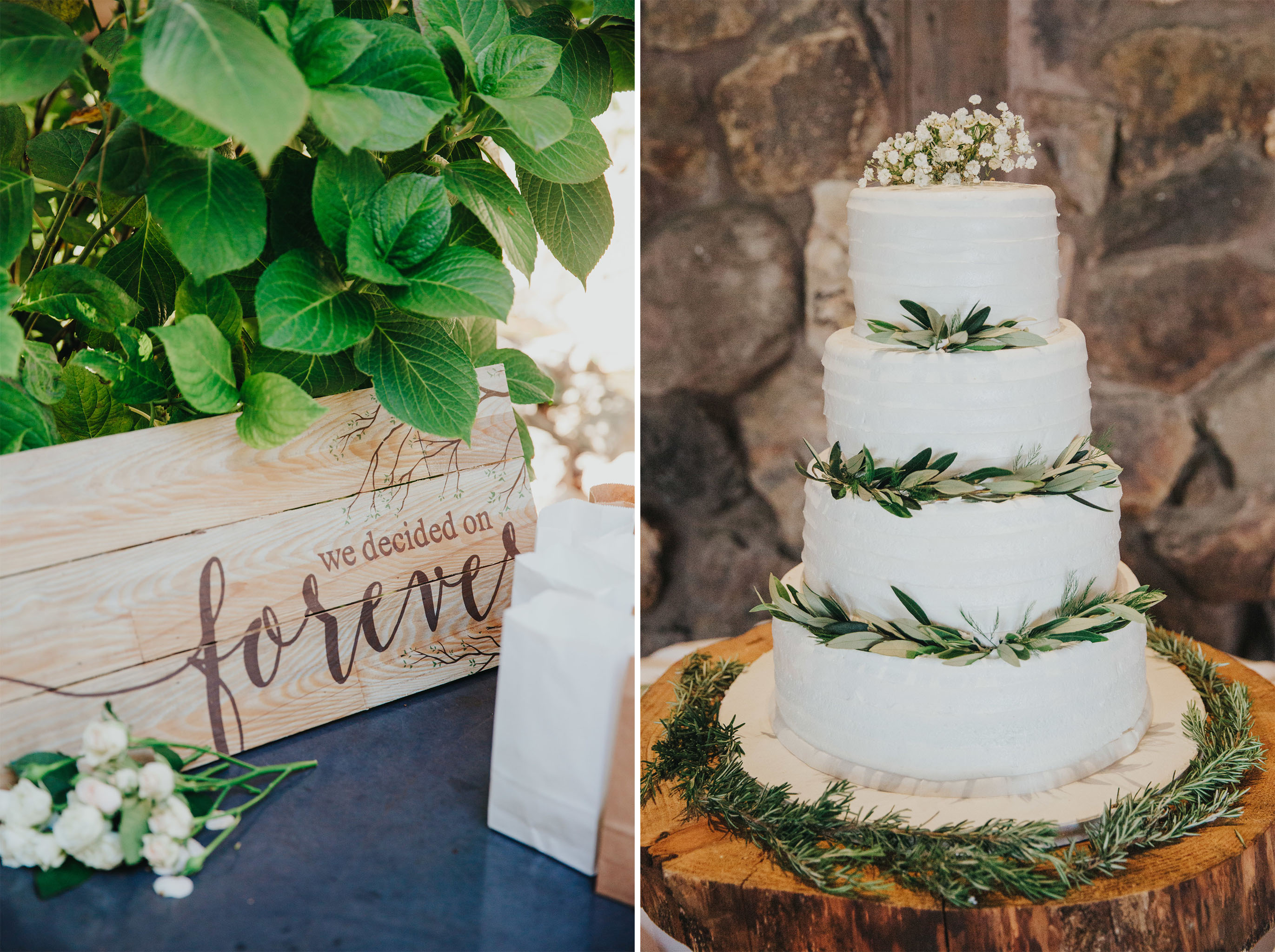 Wedding Cake | Calamigos Ranch
