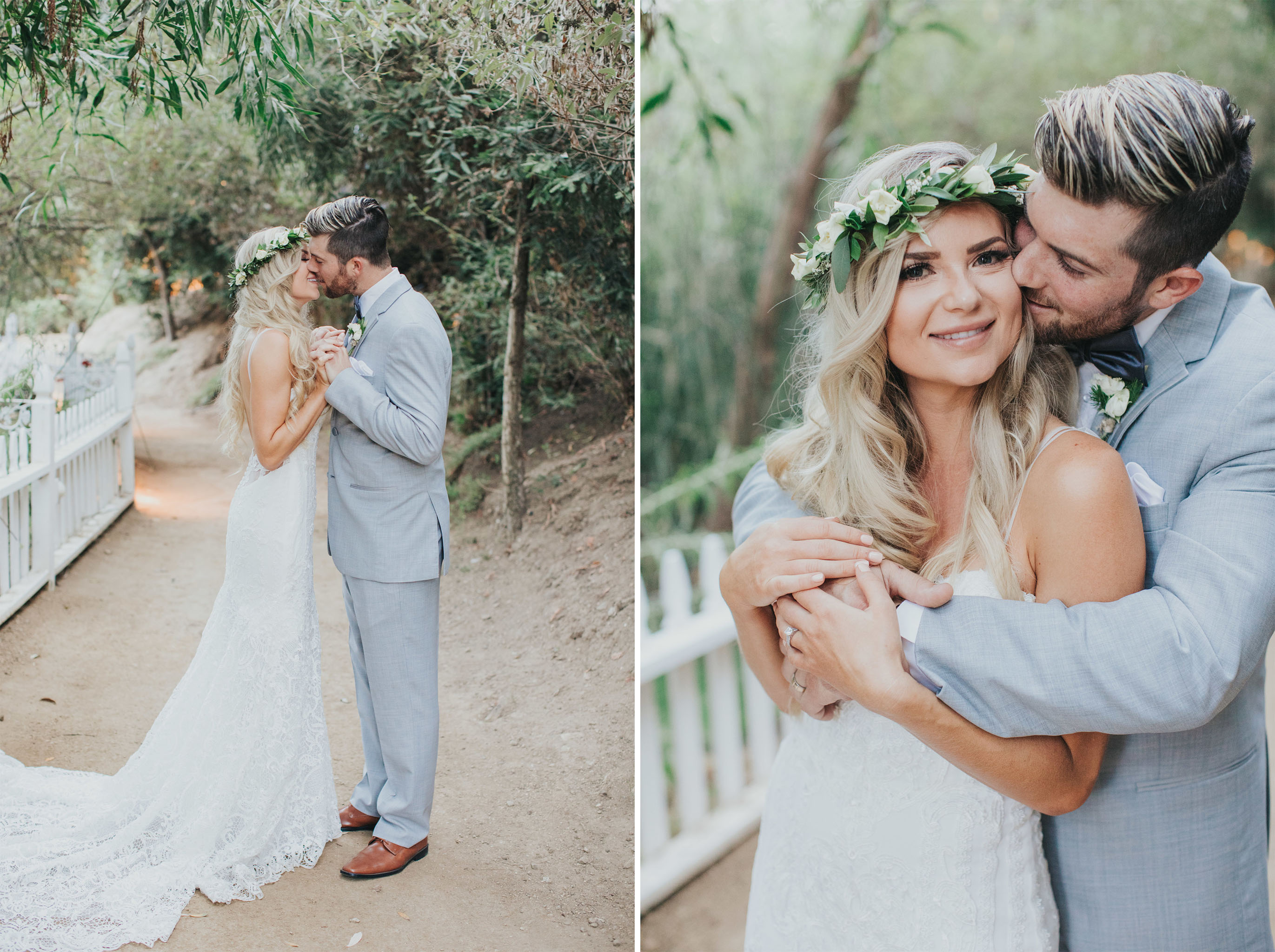 Cheek Kiss | Calamigos Ranch