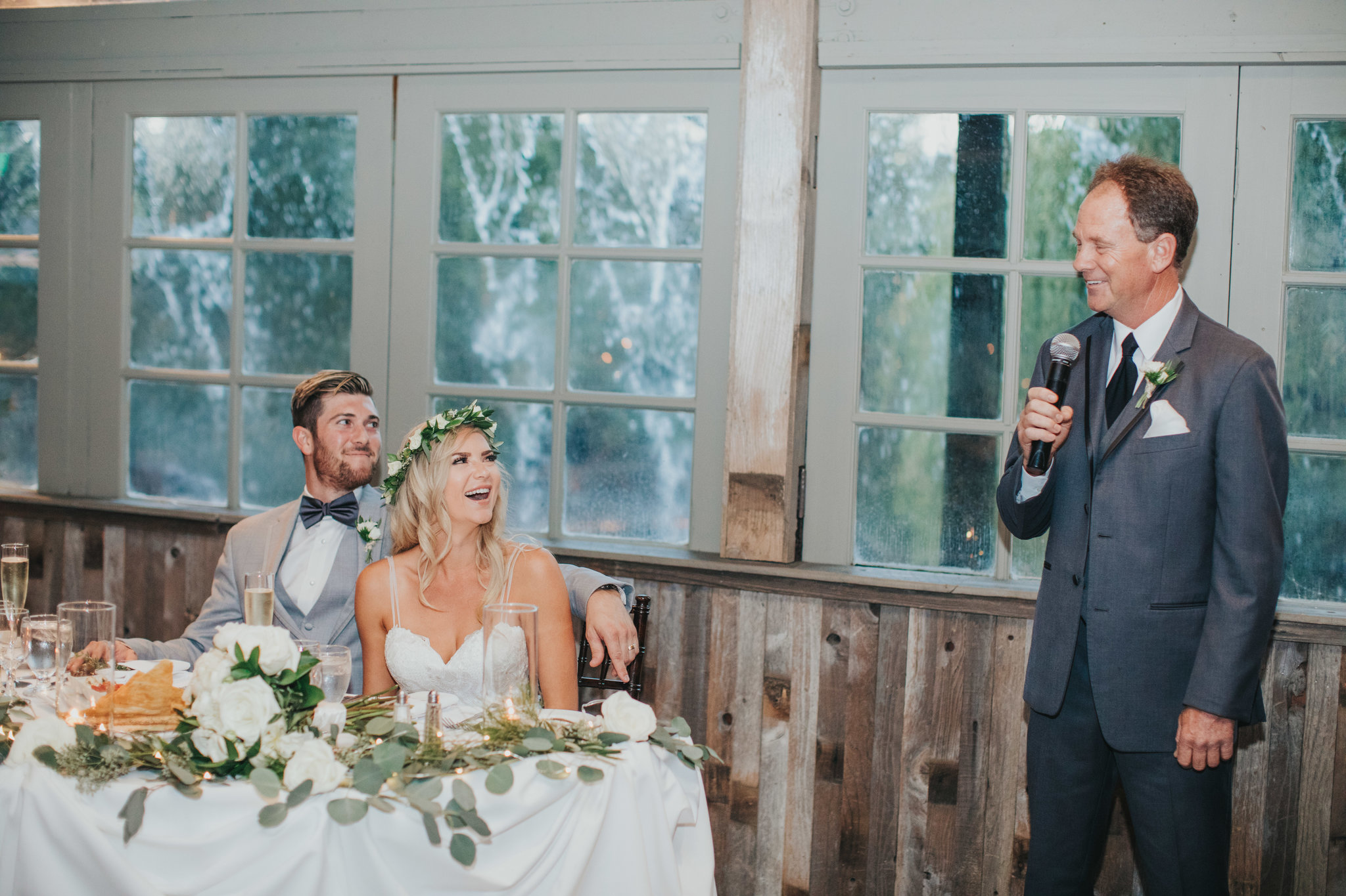 Wedding Speech | Calamigos Ranch