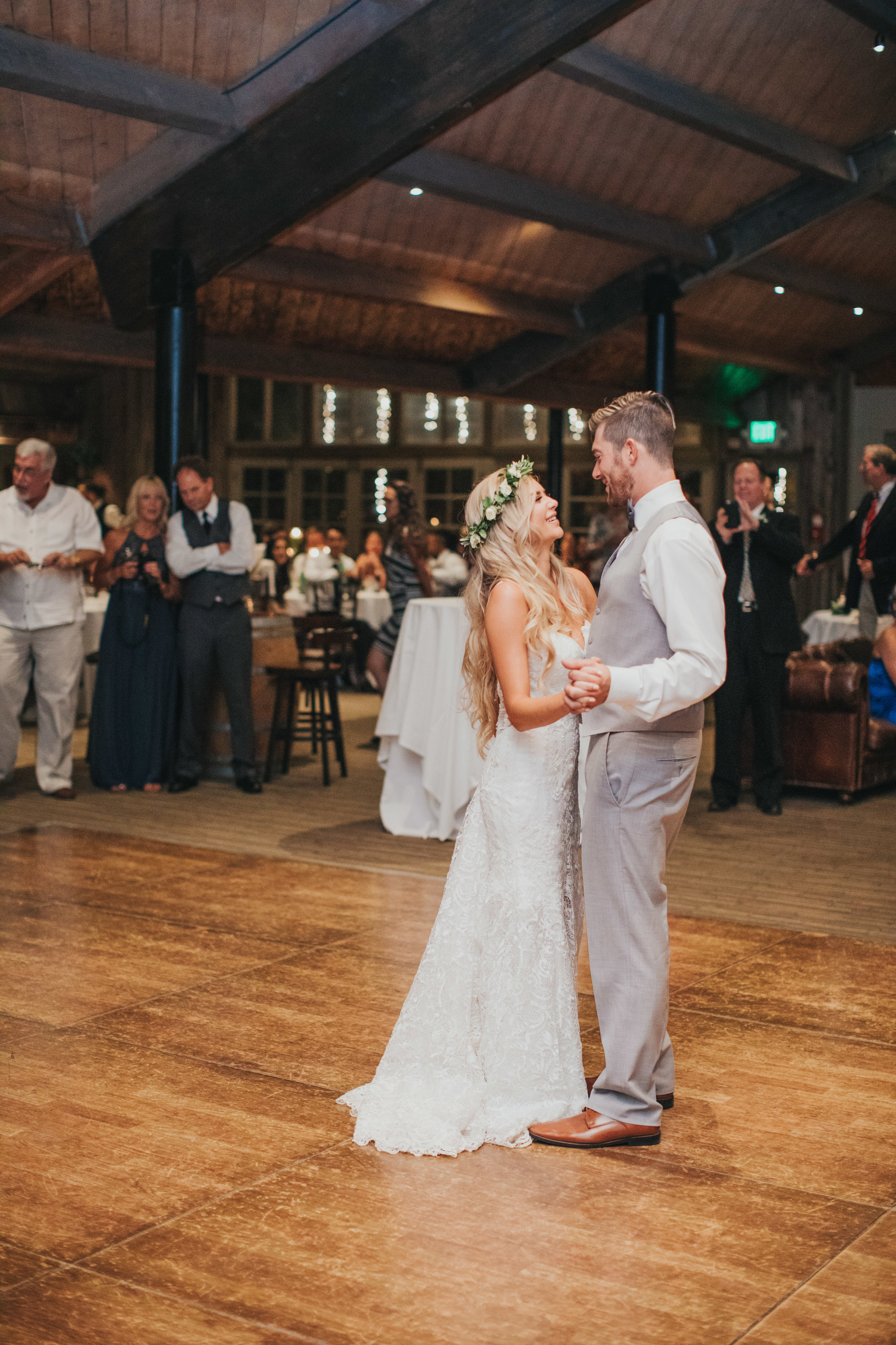 First Dance | Calamigos Ranch