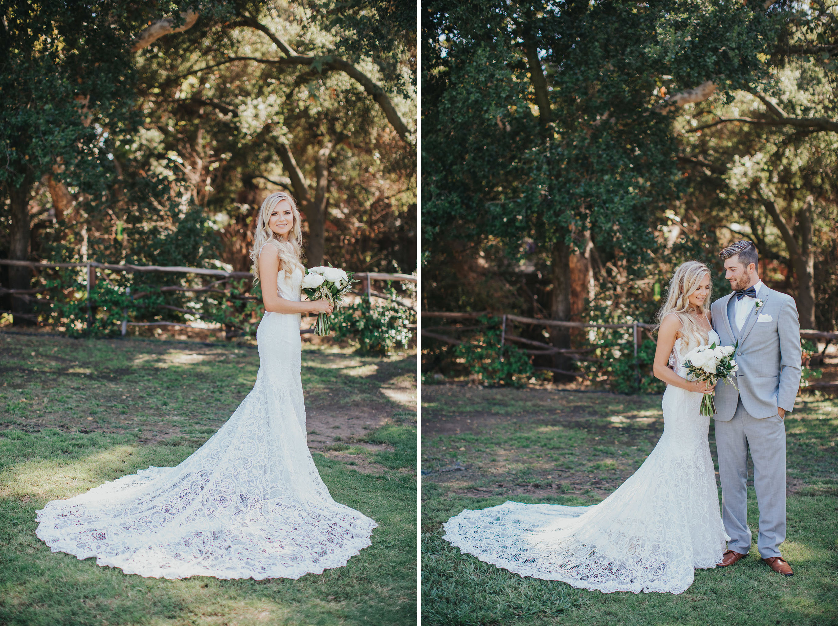 Bride Wedding Dress | Calamigos Ranch