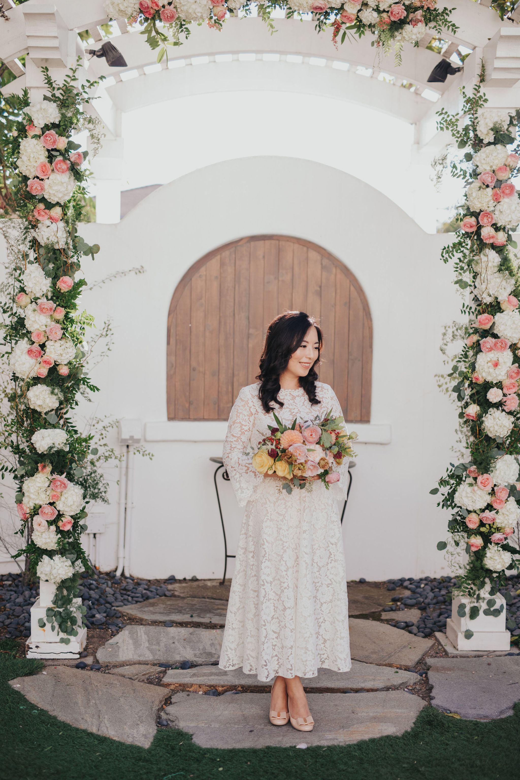 Bride | Verandas Beach House