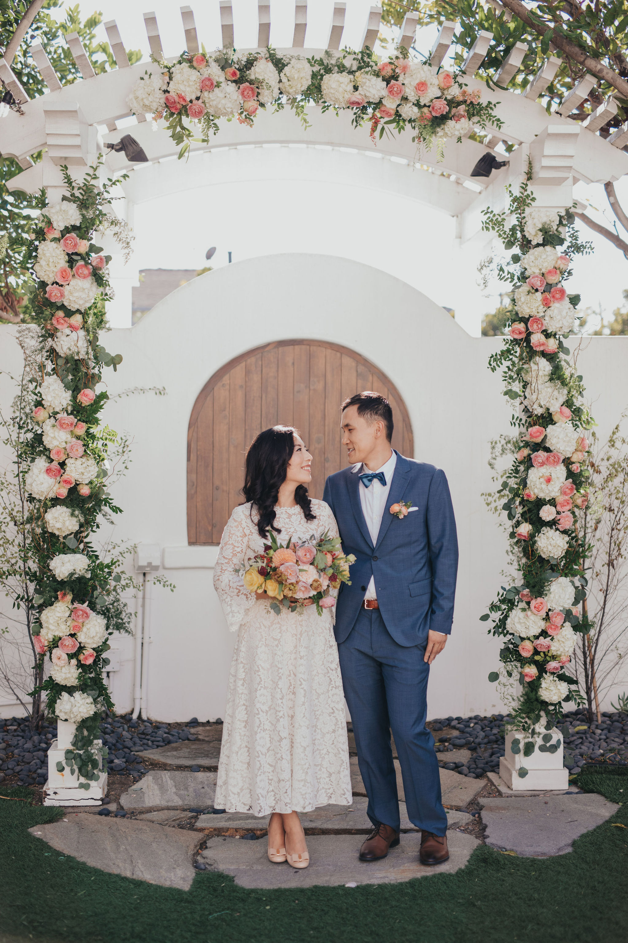 Wedding Arch | Verandas Beach House