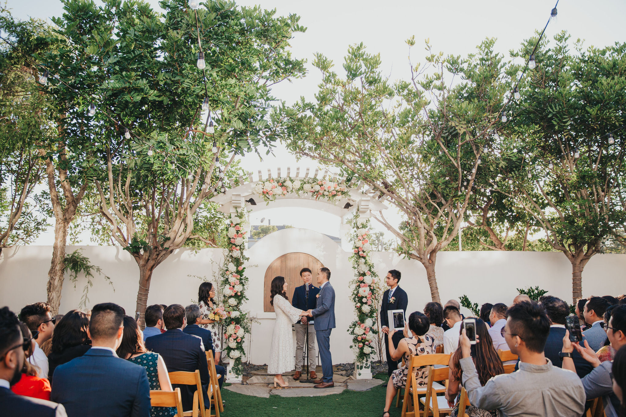 Ceremony | Verandas Beach House