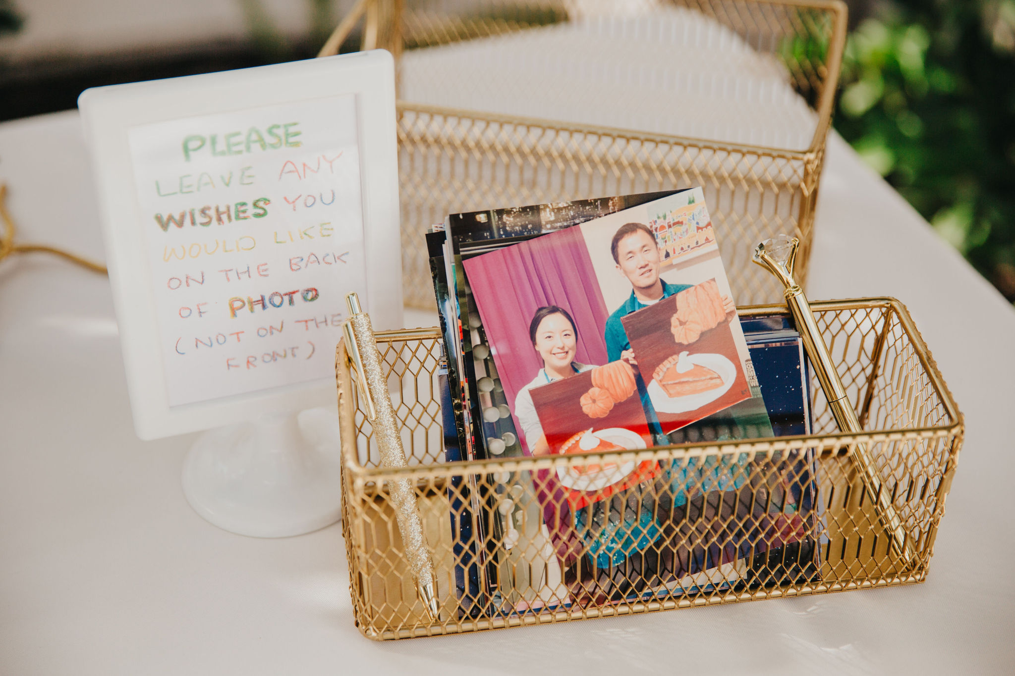 Wedding Guest Book | Verandas Beach House