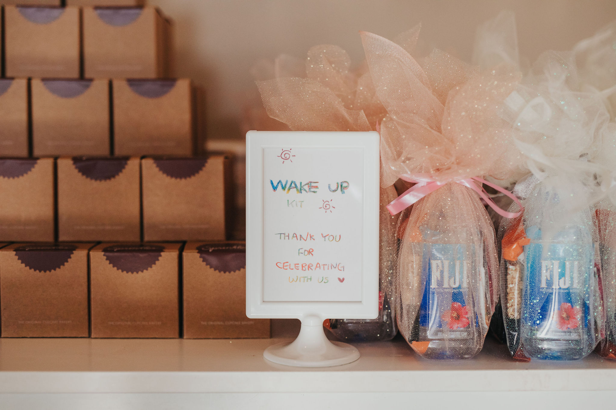Wedding Favors | Verandas Beach House
