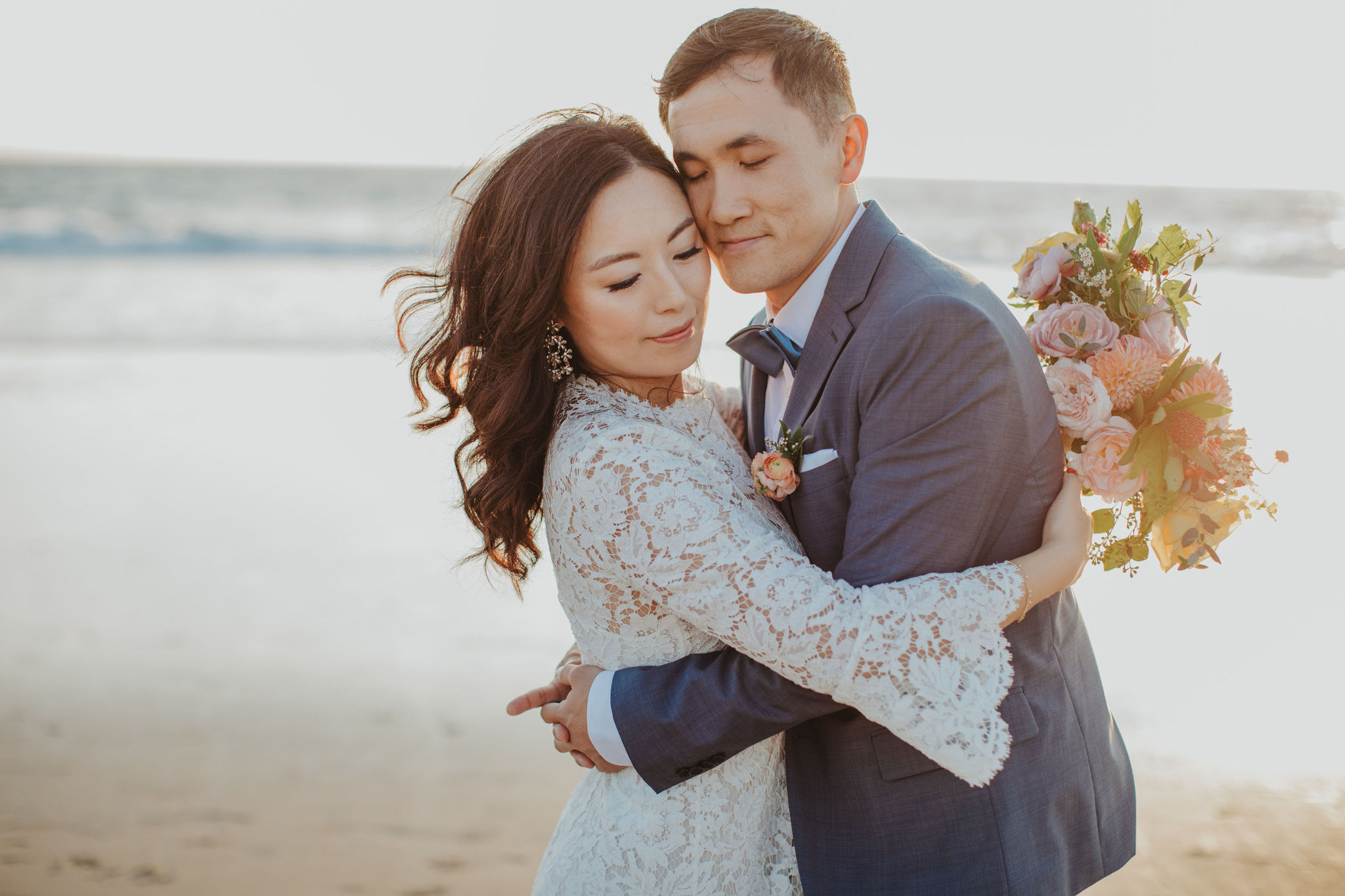 Wedding Hug | Verandas Beach House