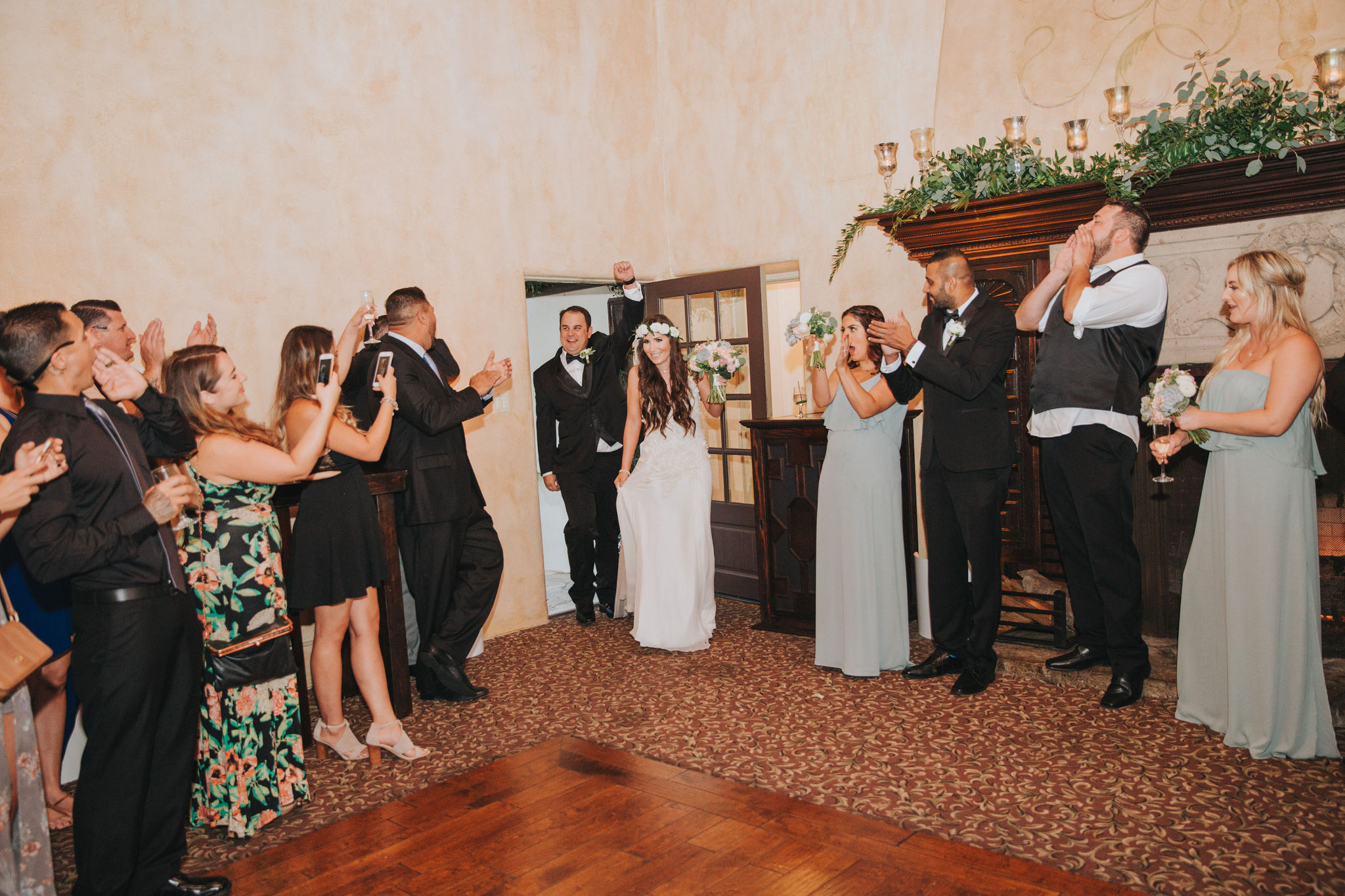 Wedding Introduction | La Venta Inn