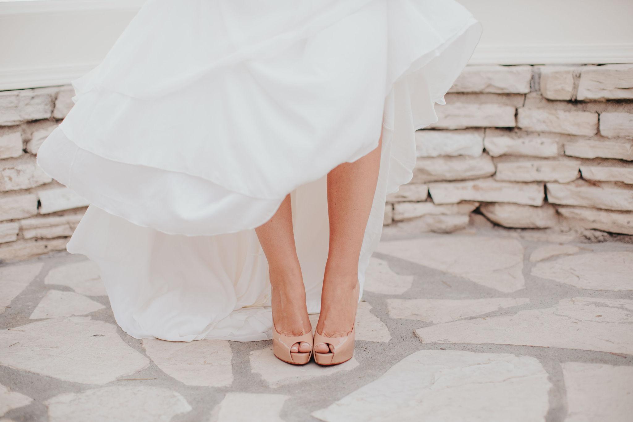 Bride Heels | La Venta Inn