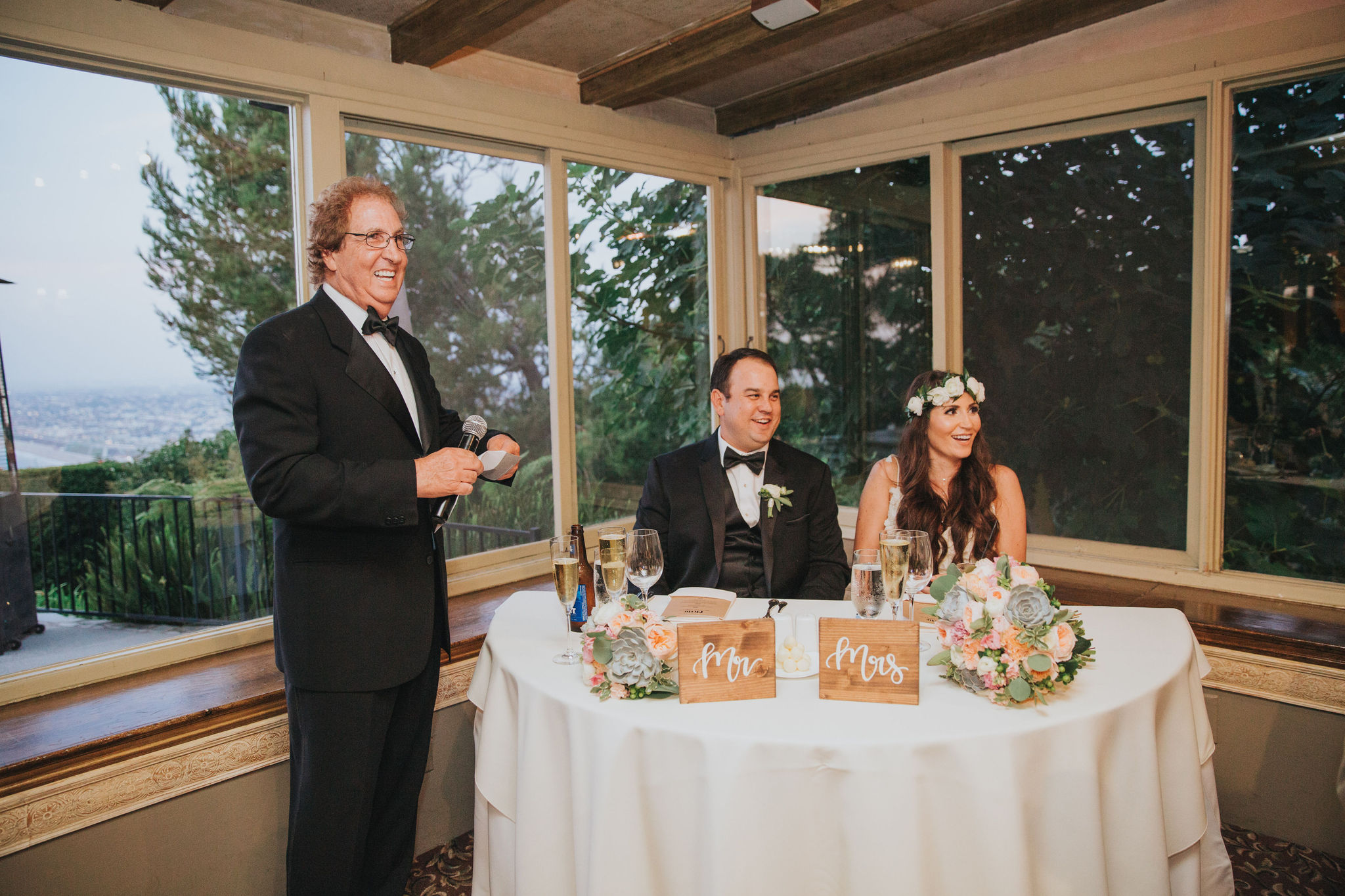 Wedding Toast | La Venta Inn