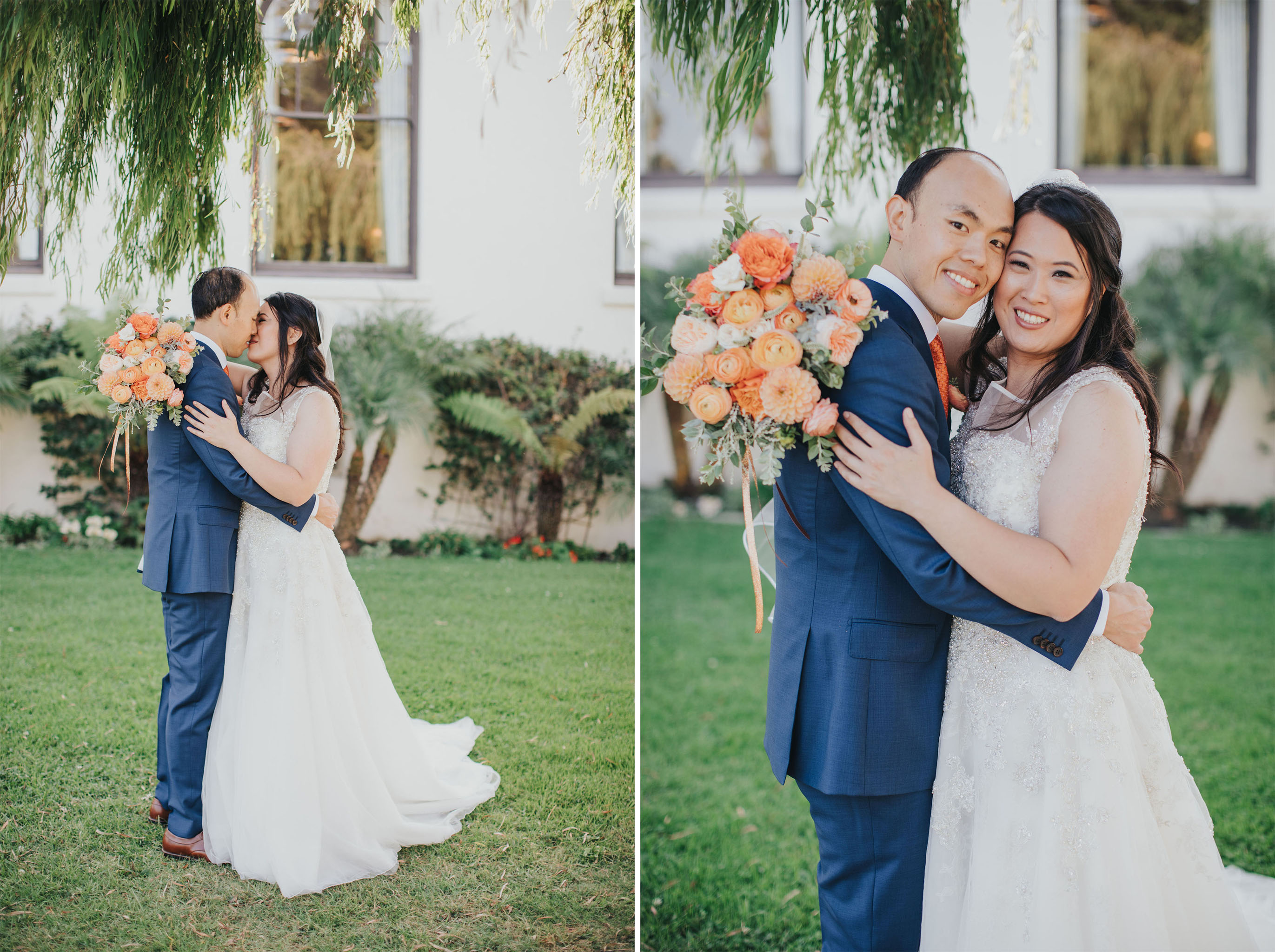 Wedding Hug | Redondo Beach