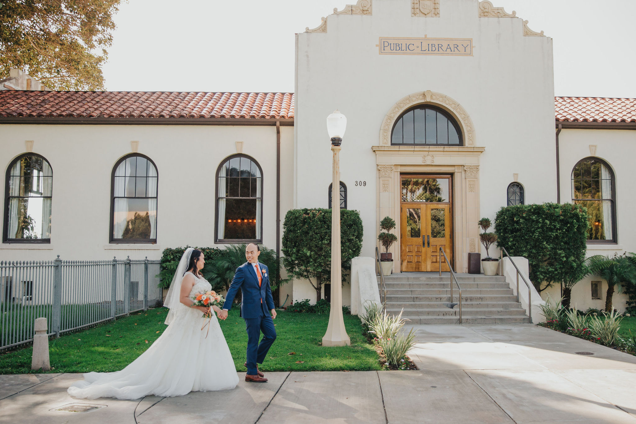 Wedding Stroll | Redondo Beach