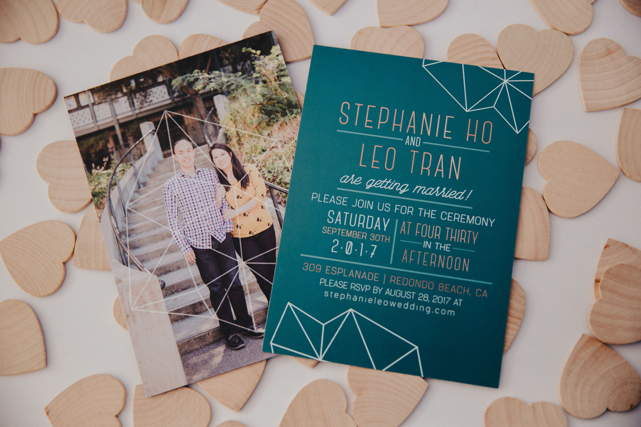 Wedding Invitation | Redondo Beach