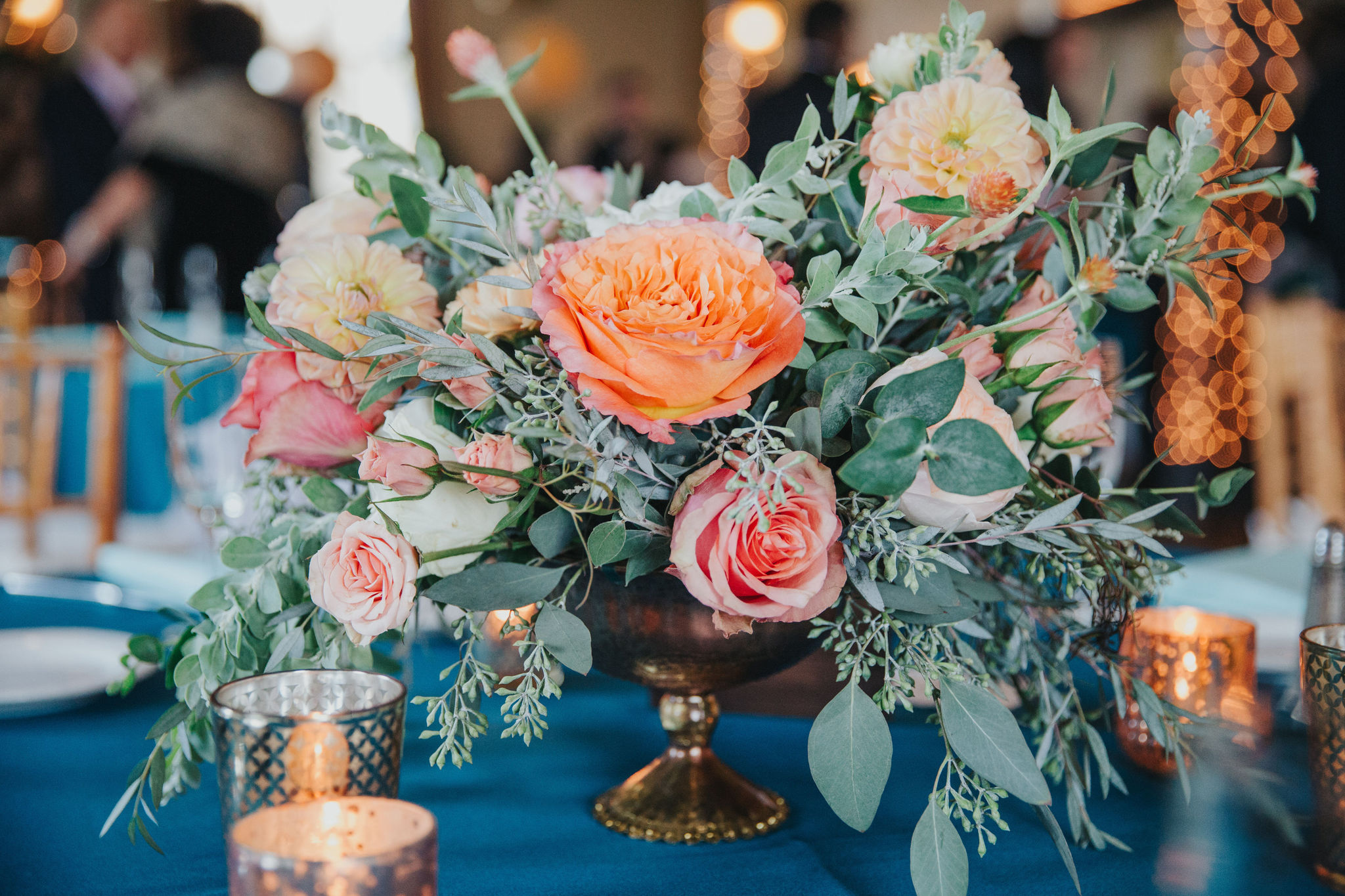 Wedding Centerpiece | Redondo Beach