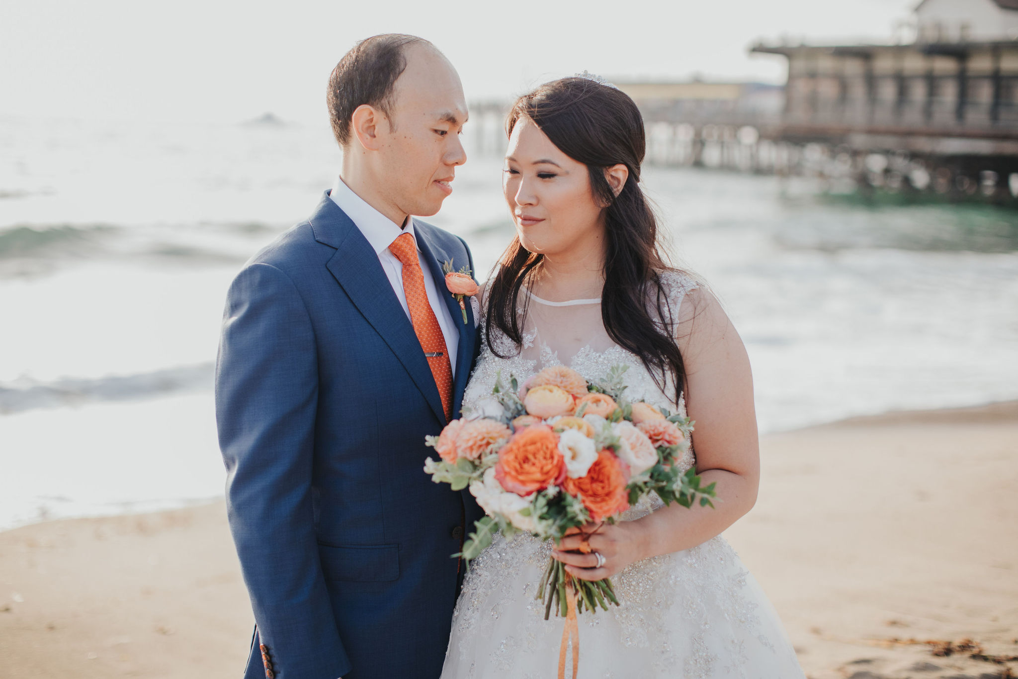 Beach Wedding | Redondo Beach