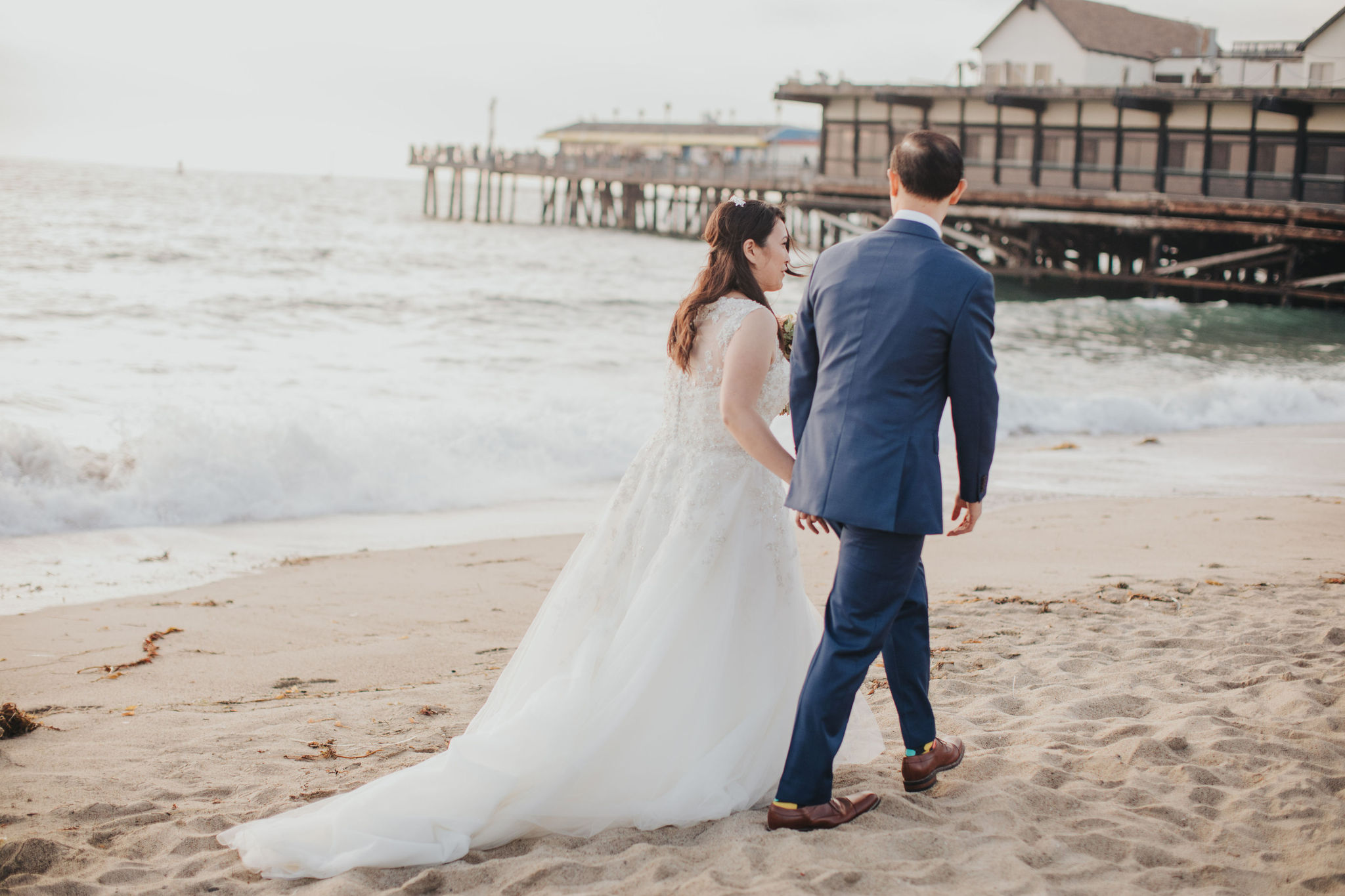 Ocean View Wedding | Redondo Beach
