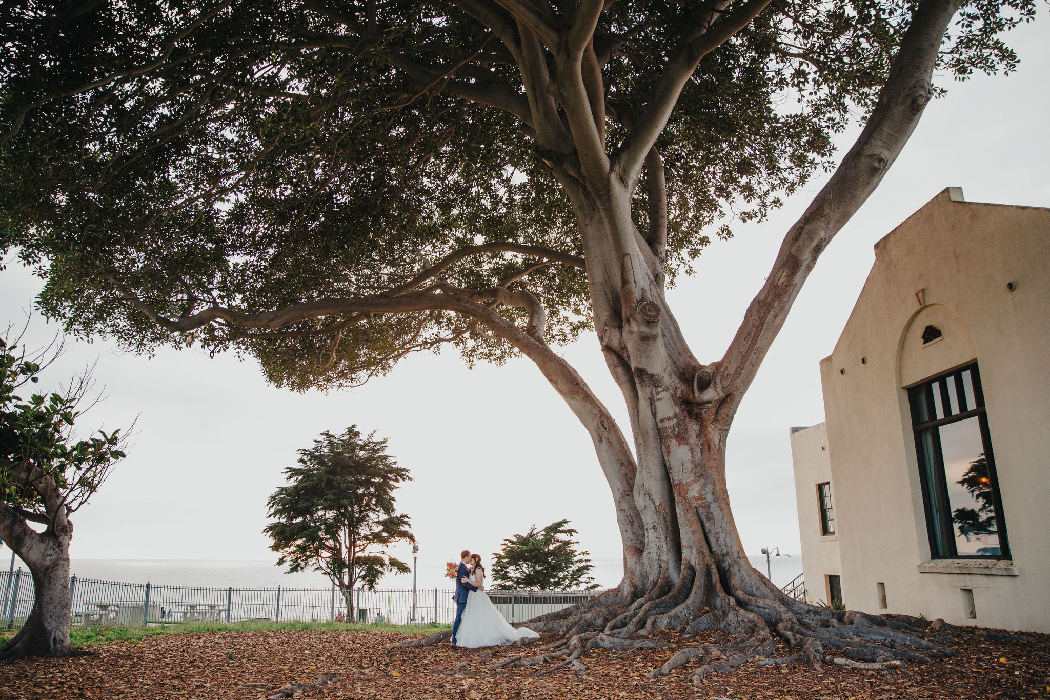 Fall Wedding | Redondo Beach