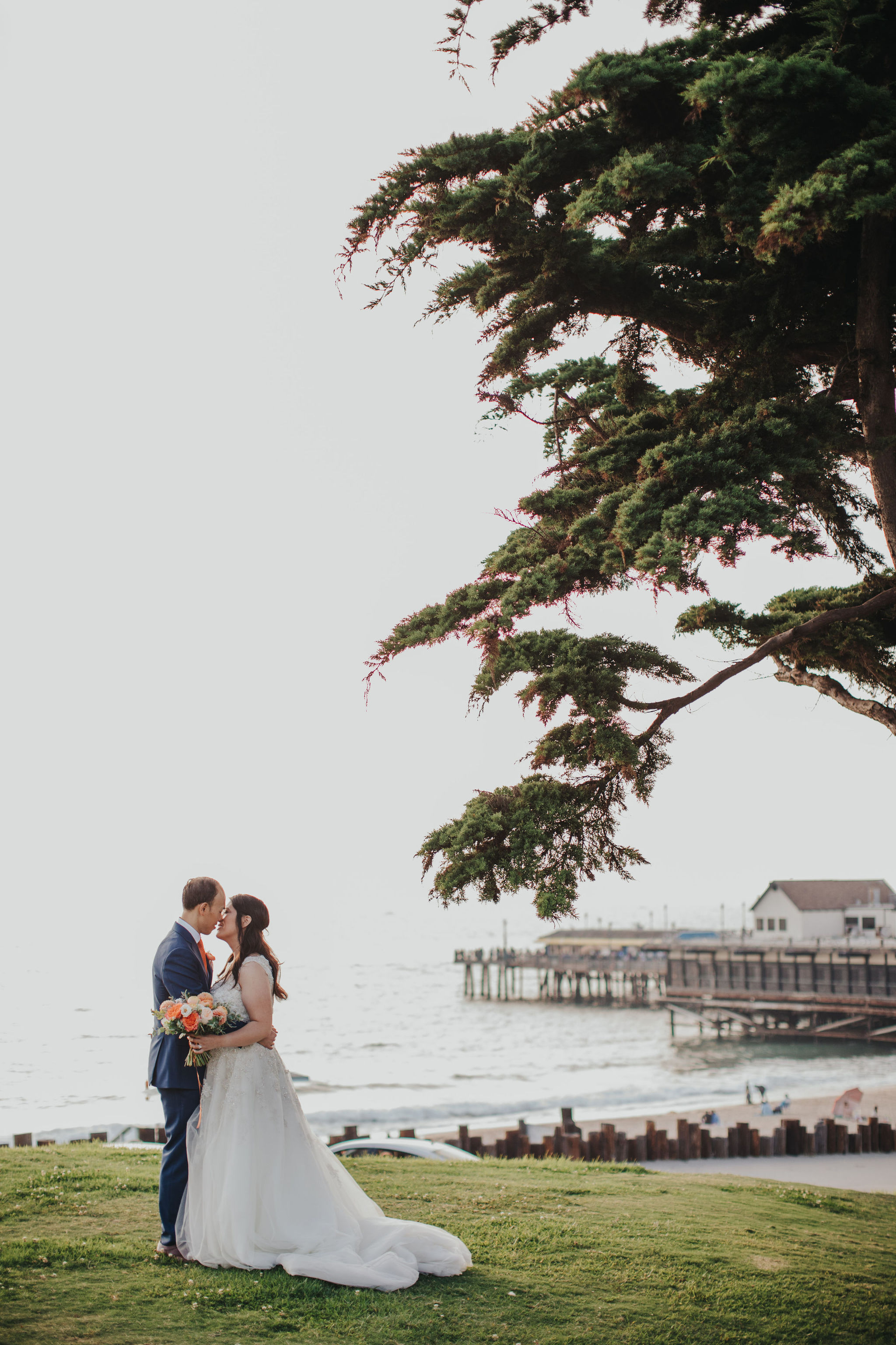 Historic Park Wedding | Redondo Beach