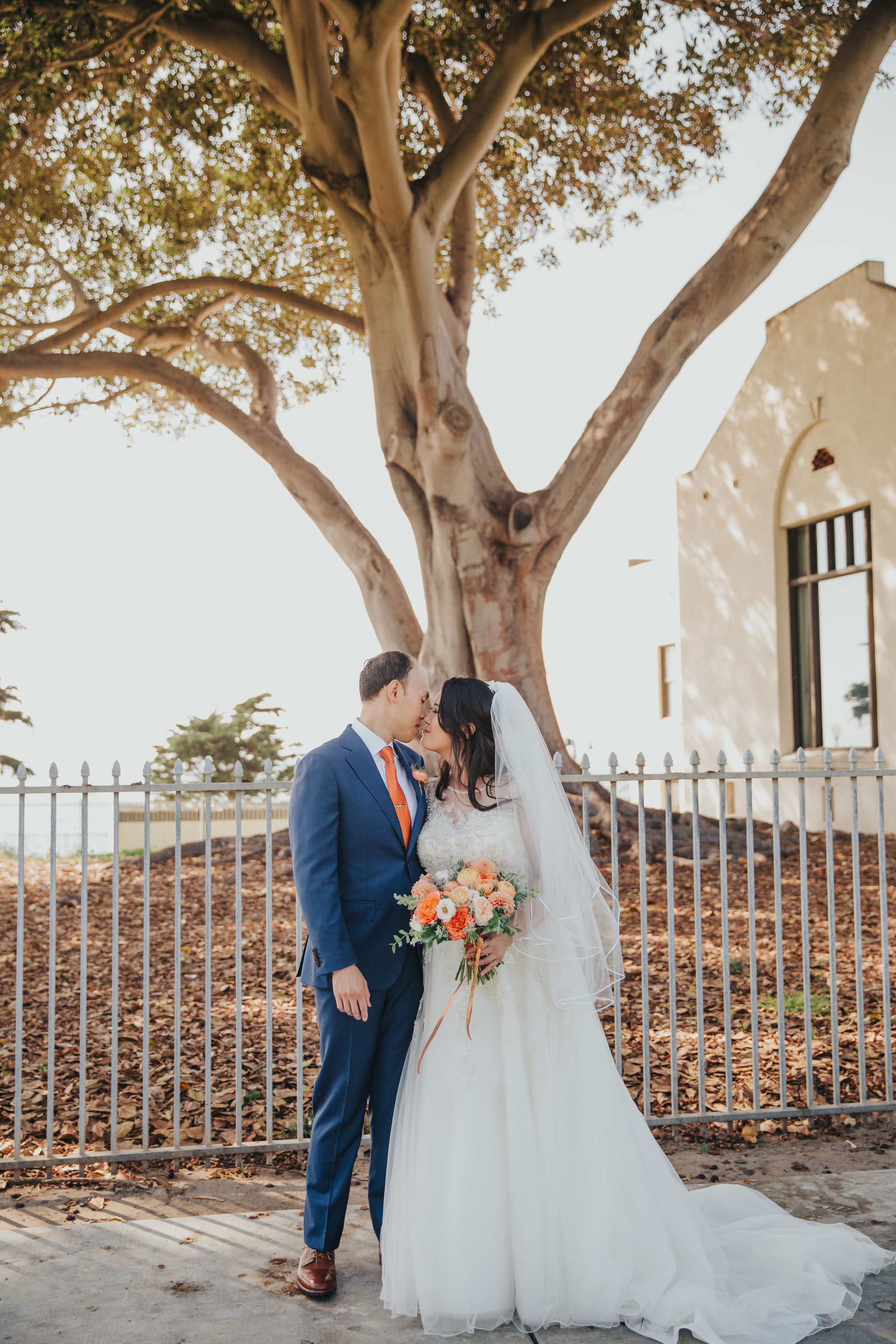 Historic Wedding | Redondo Beach