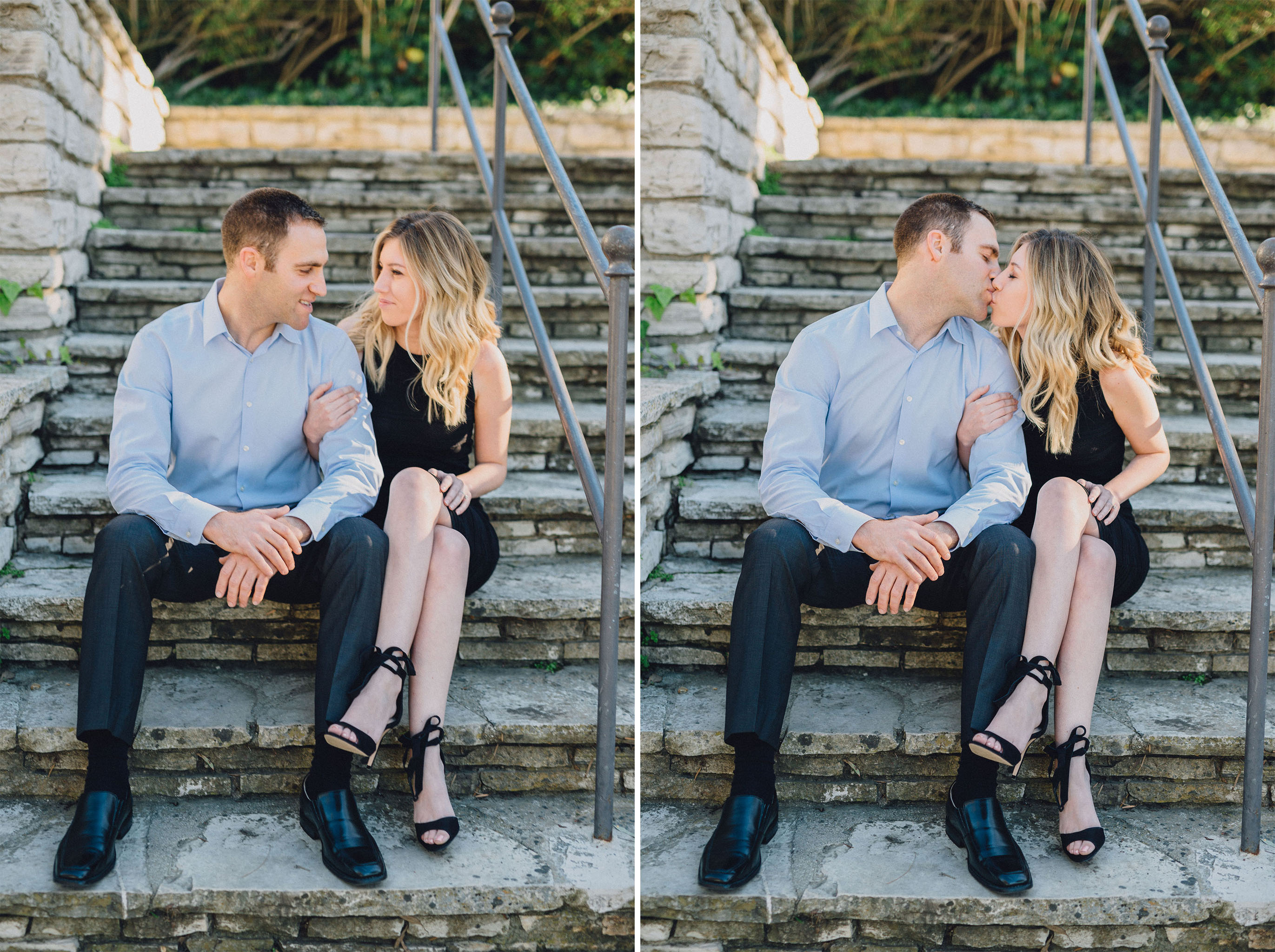 Engagement Kiss | Palos Verdes