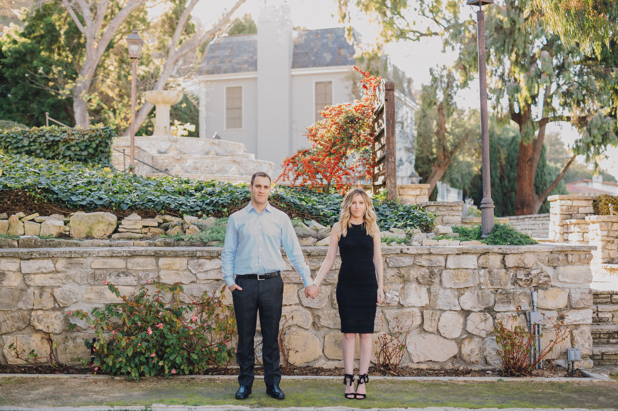 Holding Hands | Palos Verdes