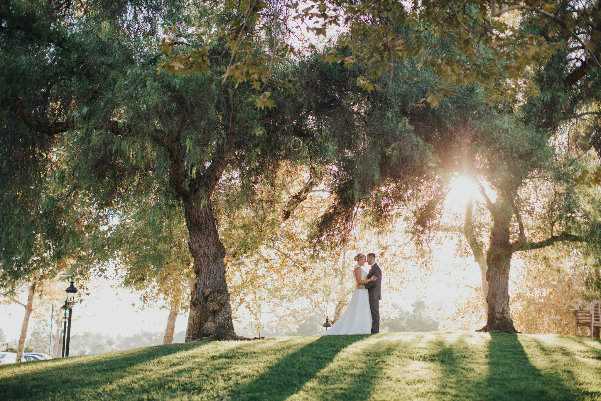 Country Manor Wedding