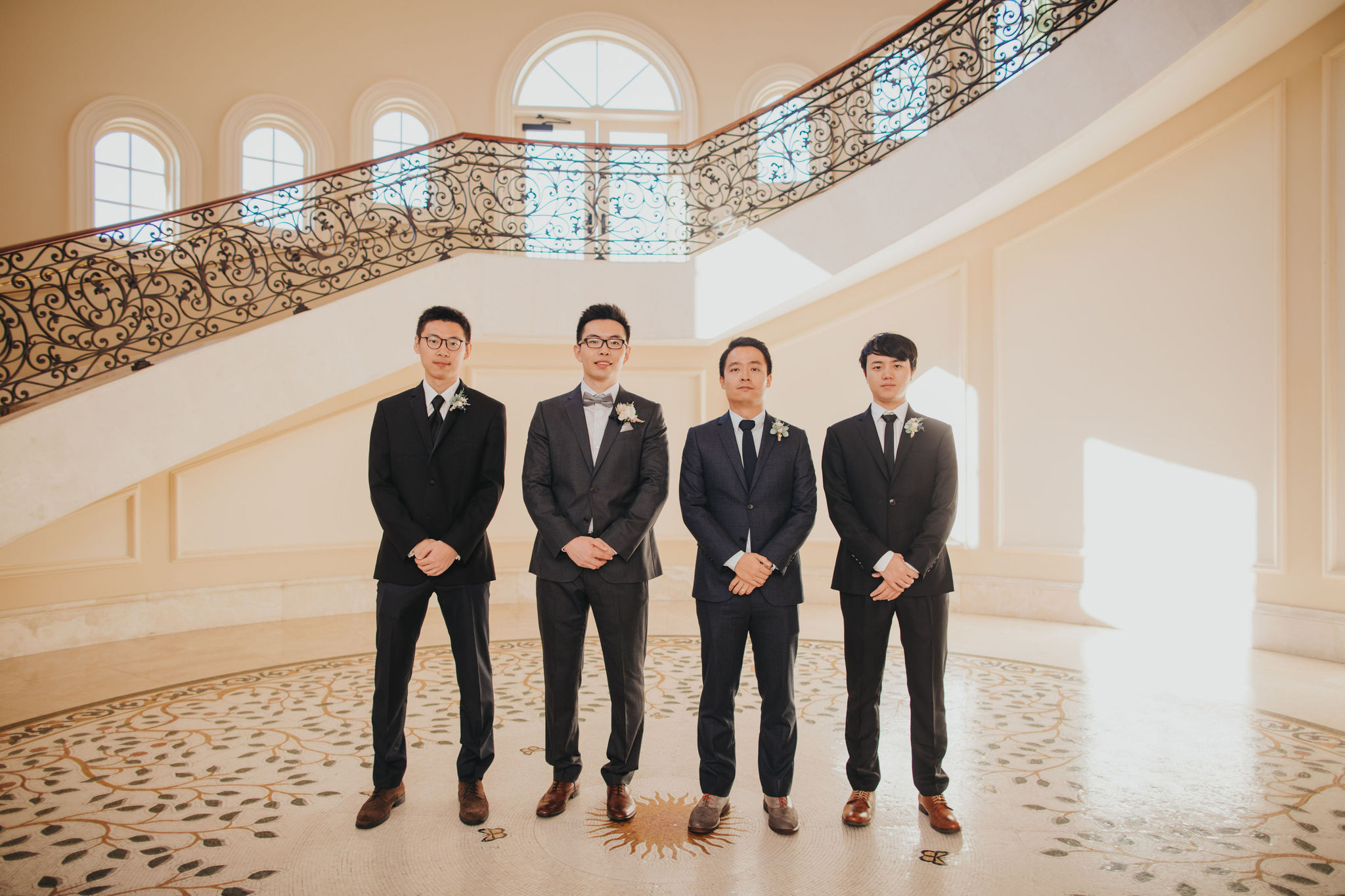 Groomsmen | Monarch Resort