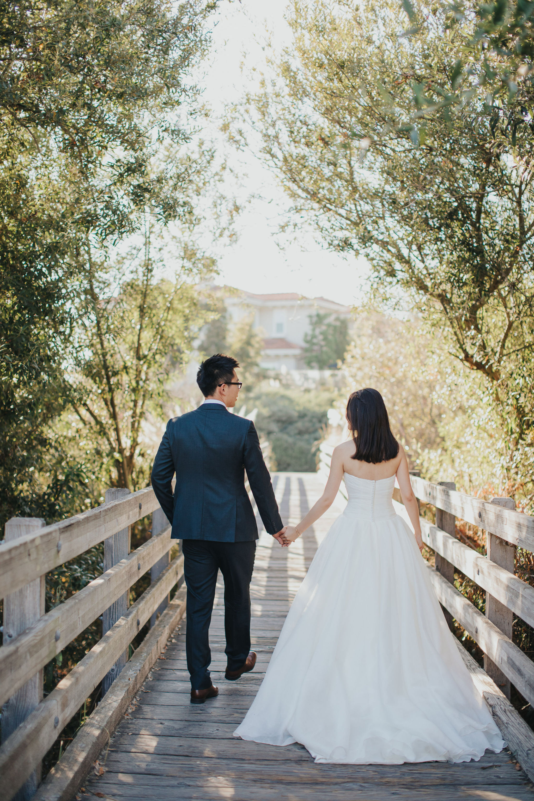 Wedding Stroll | Monarch Resort