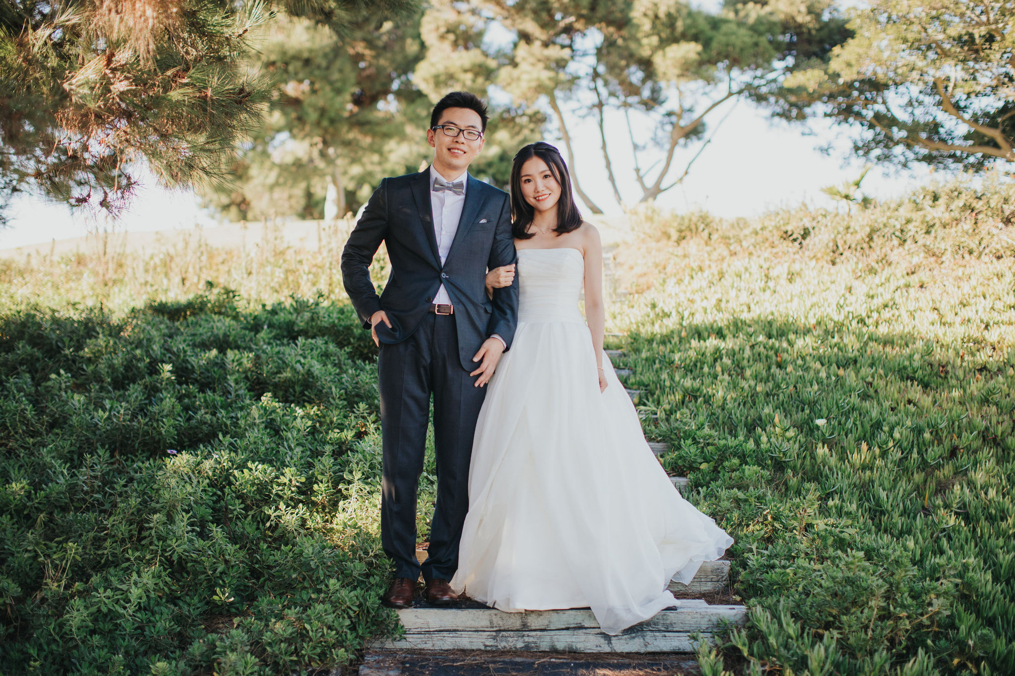 Wedding Portrait | Monarch Resort