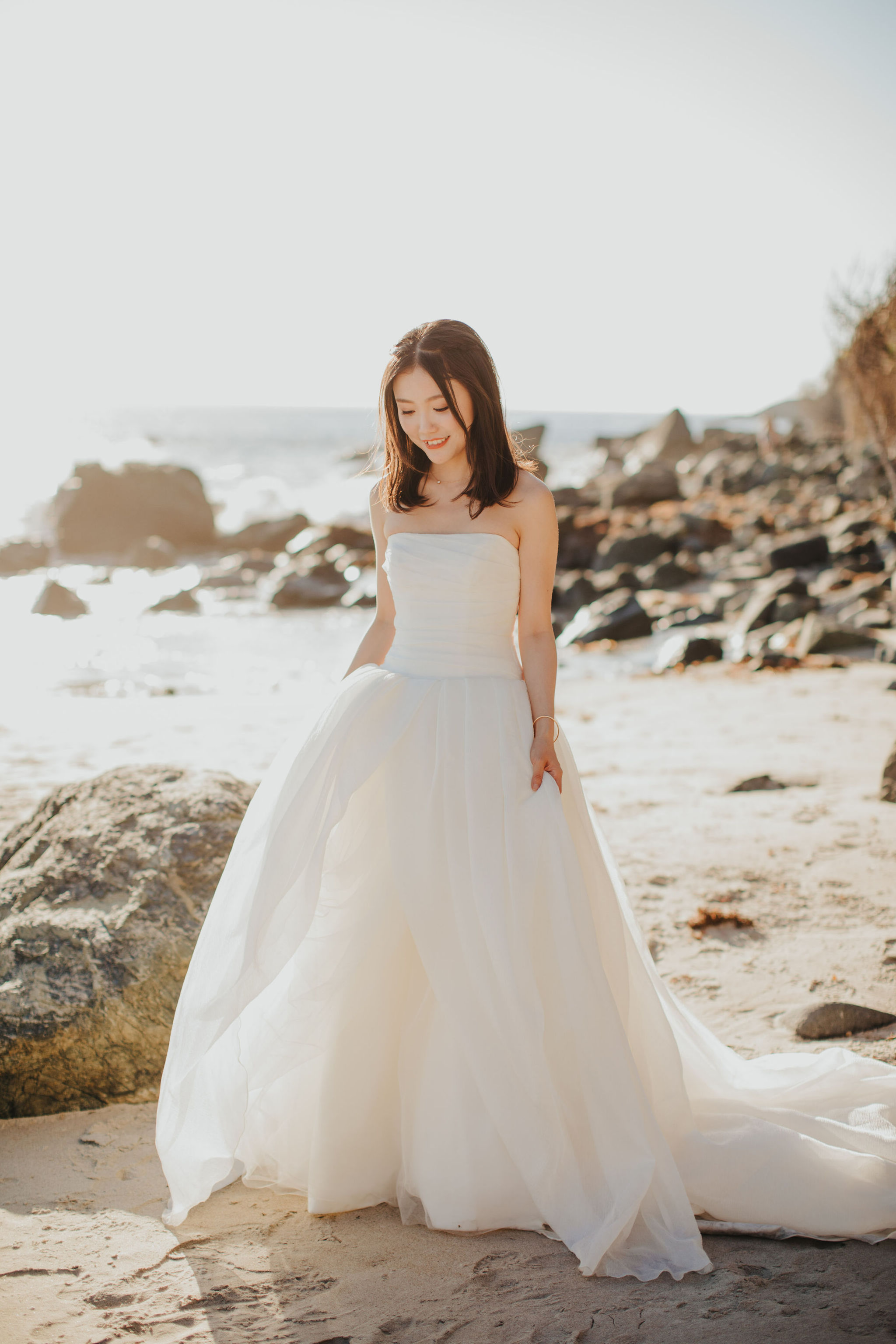 Beach Bride | Monarch Resort