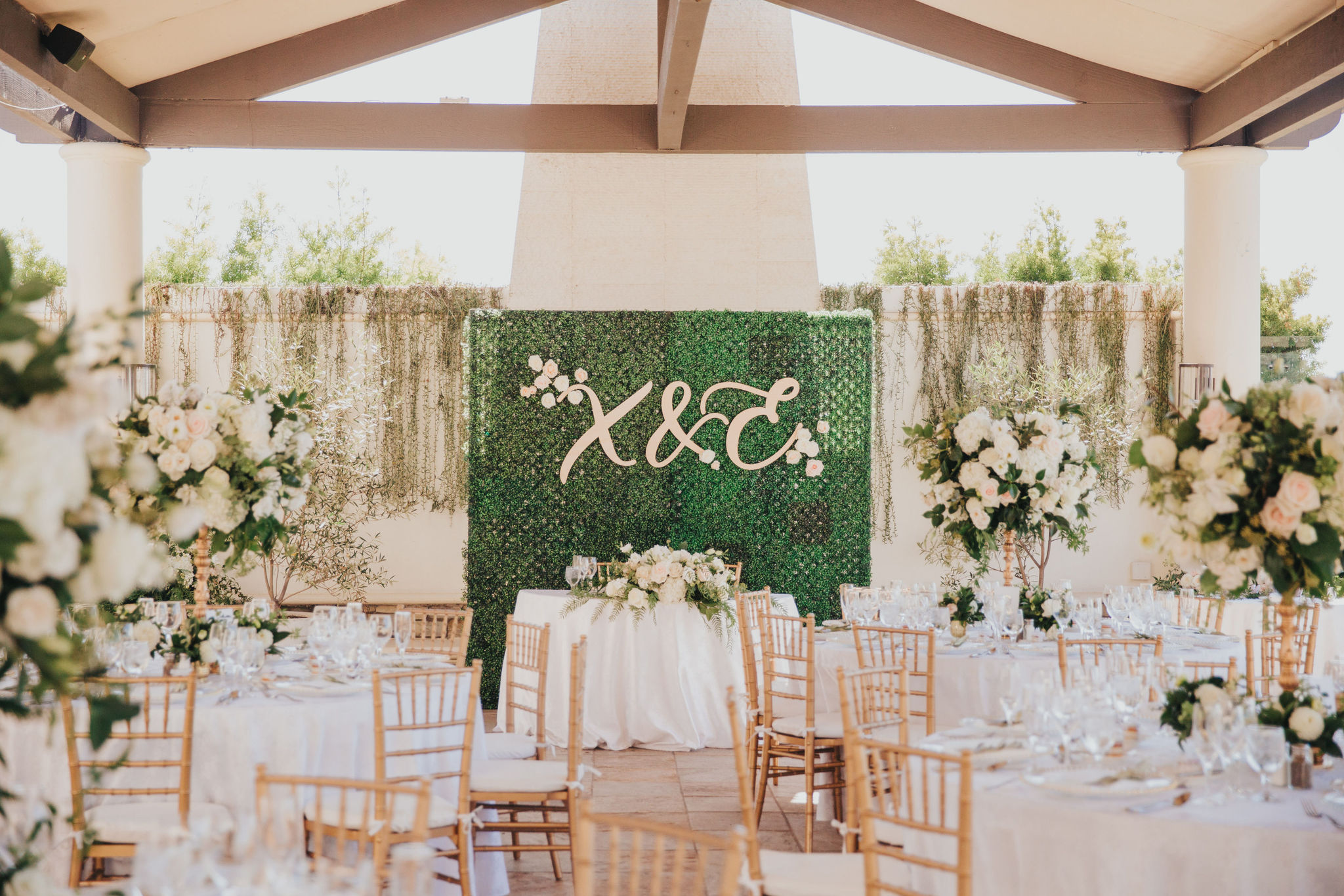 Wedding Reception | Monarch Resort