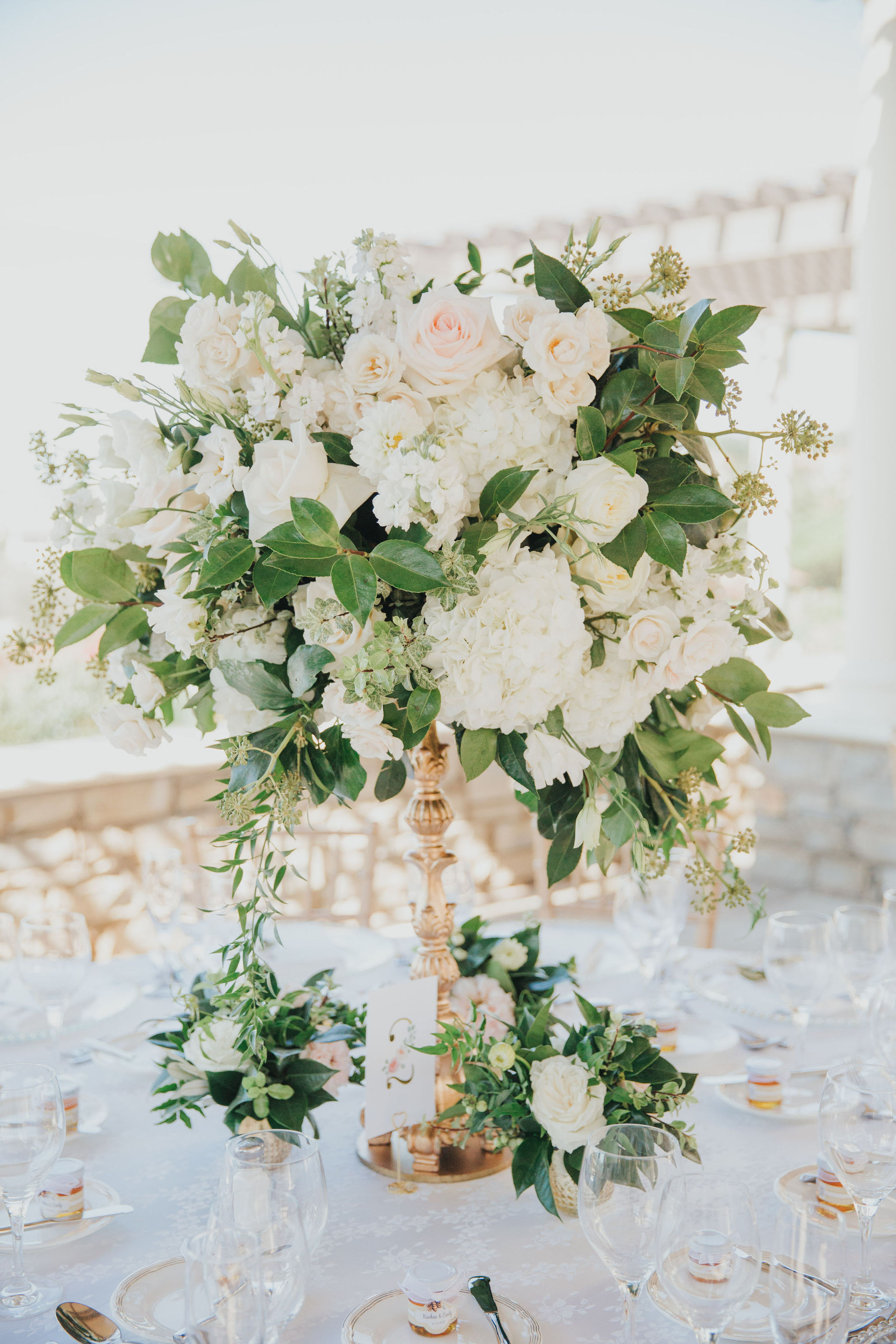 Wedding Centerpiece | Monarch Resort