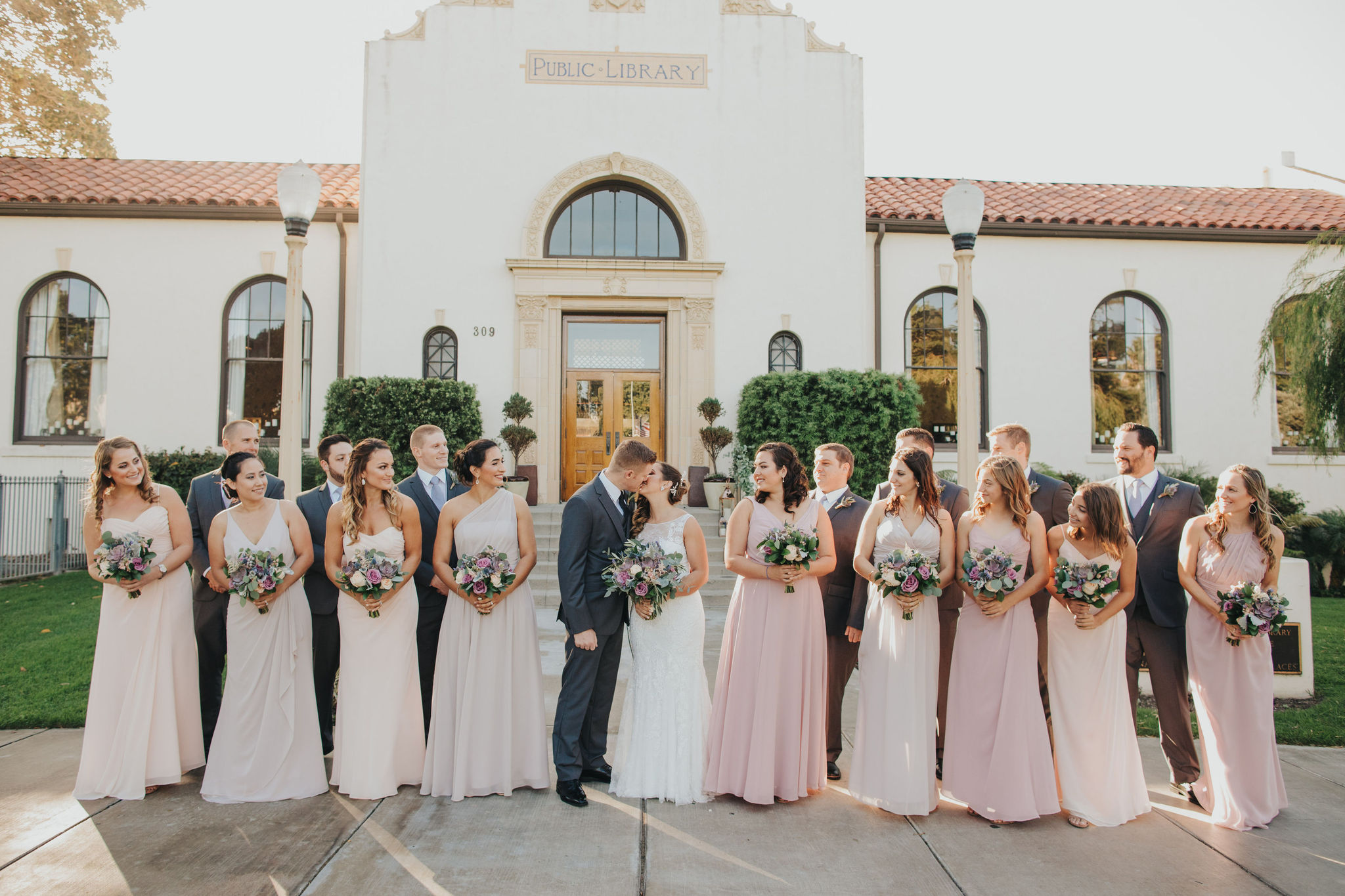 Wedding Party | Redondo Beach Historic Library