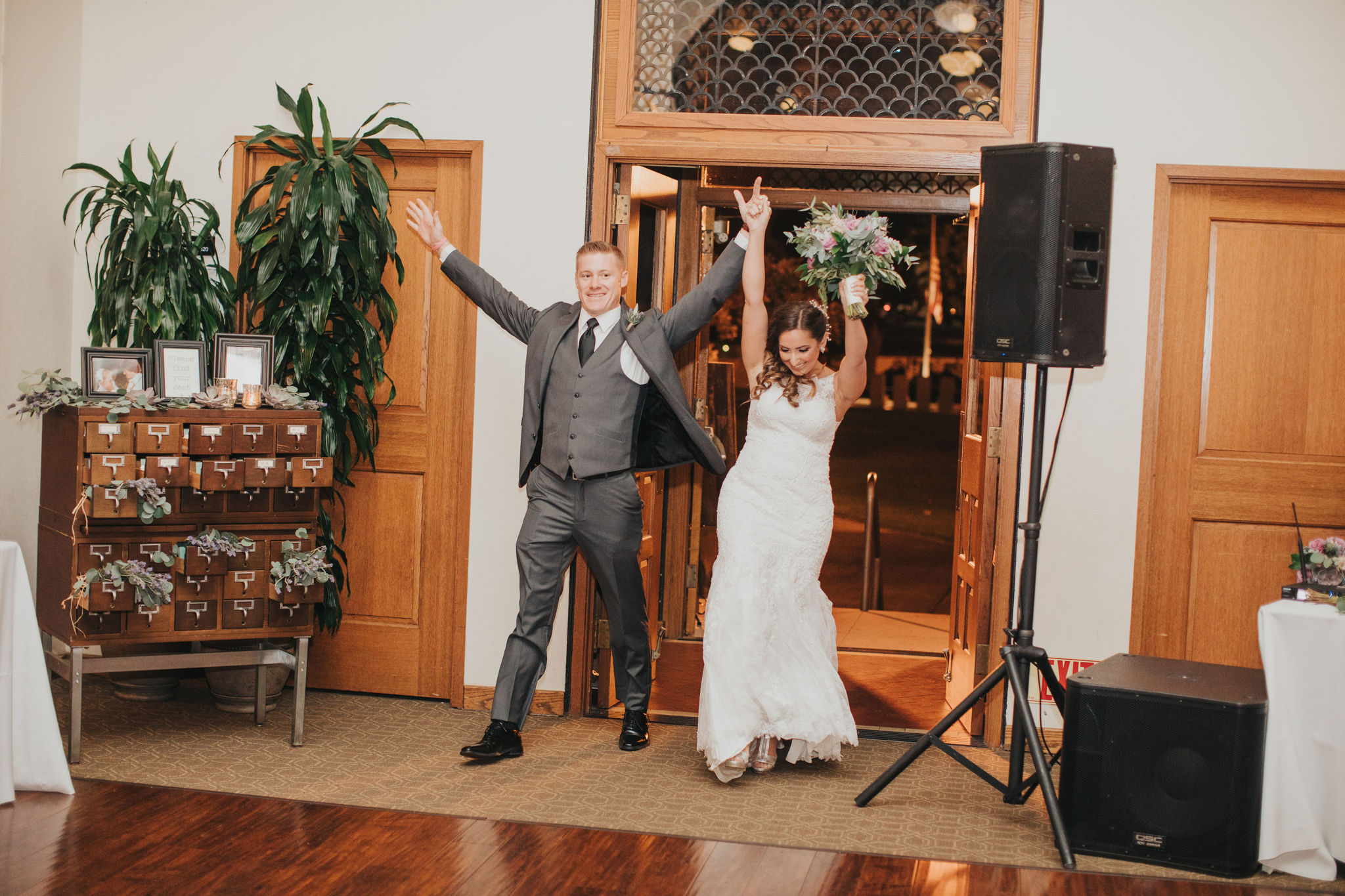 Wedding Introduction | Redondo Beach Historic Library