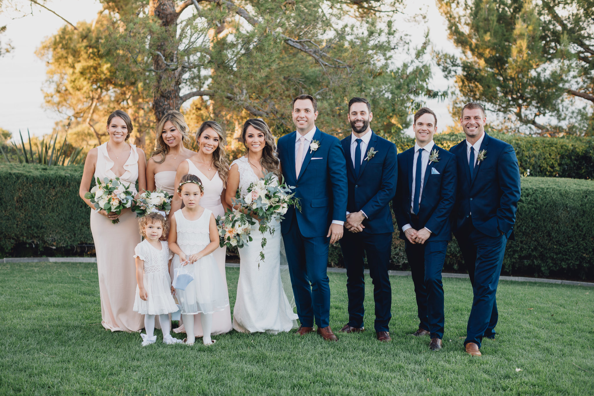 Bridal Party | La Venta Inn